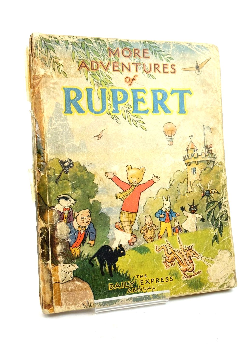Photo of RUPERT ANNUAL 1947 - MORE ADVENTURES OF RUPERT- Stock Number: 1320801