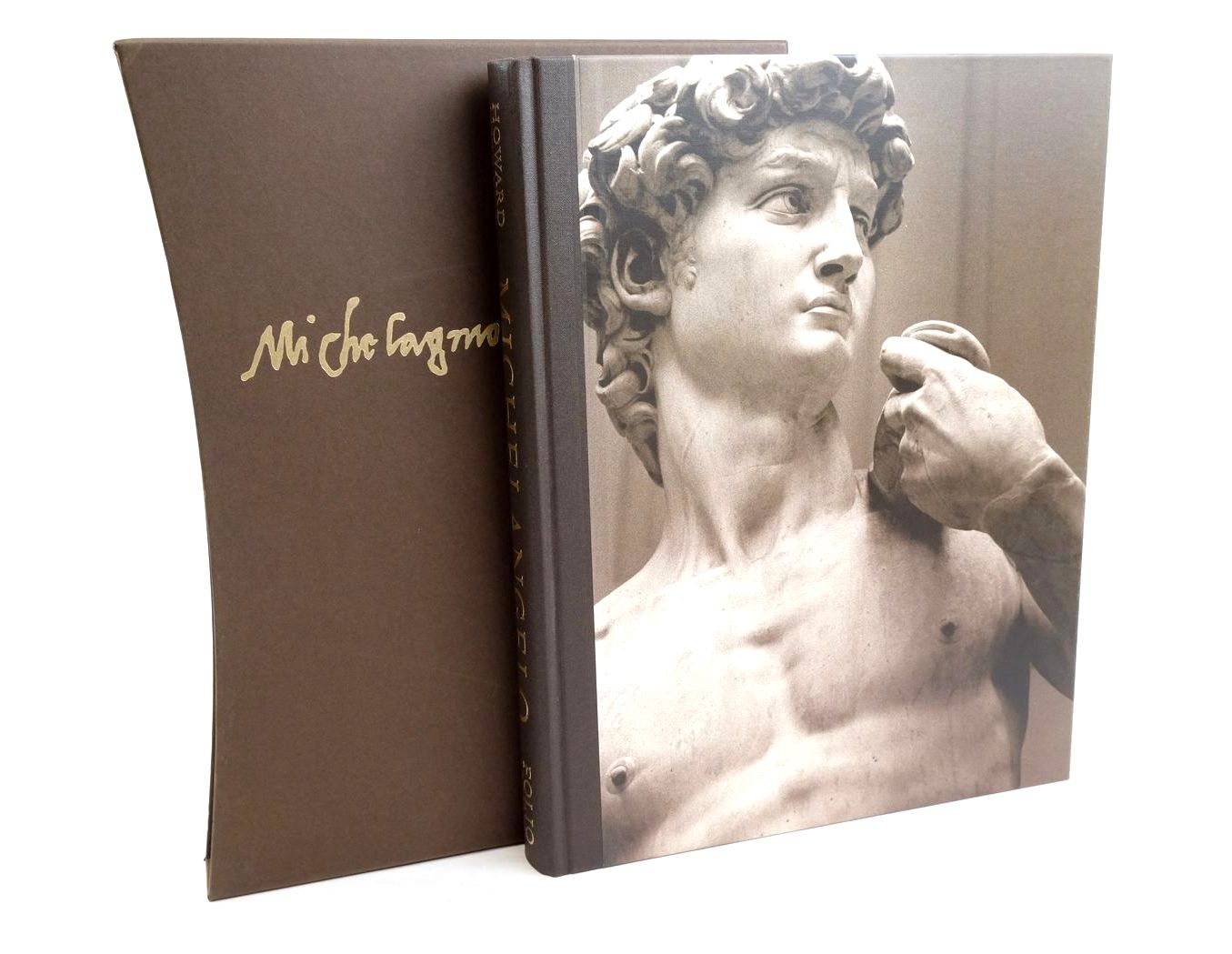 Photo of MICHELANGELO written by Hibbard, Howard Levey, Michael illustrated by Michelangelo,  published by Folio Society (STOCK CODE: 1320811)  for sale by Stella & Rose's Books