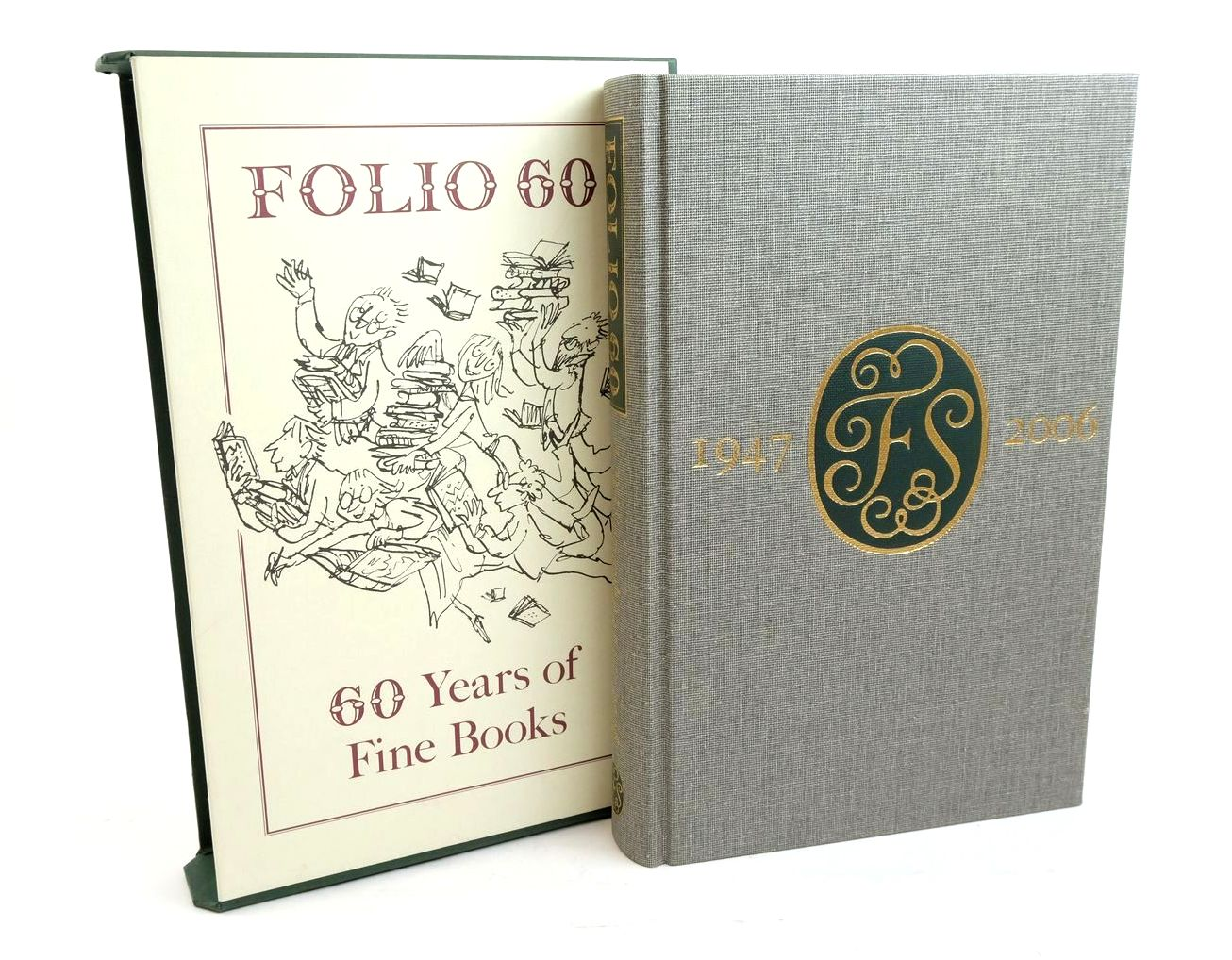 Photo of FOLIO 60: A BIBLIOGRAPHY OF THE FOLIO SOCIETY 1947-2006 written by Nash, Paul W. published by Folio Society (STOCK CODE: 1320813)  for sale by Stella & Rose's Books
