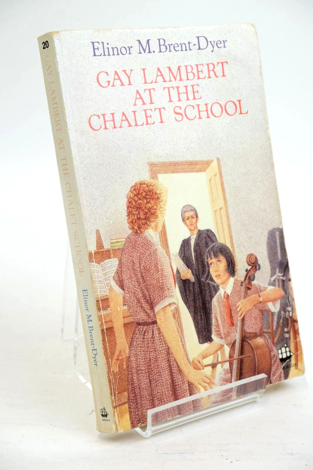 Photo of GAY LAMBERT AT THE CHALET SCHOOL written by Brent-Dyer, Elinor M. published by Armada (STOCK CODE: 1320823)  for sale by Stella & Rose's Books