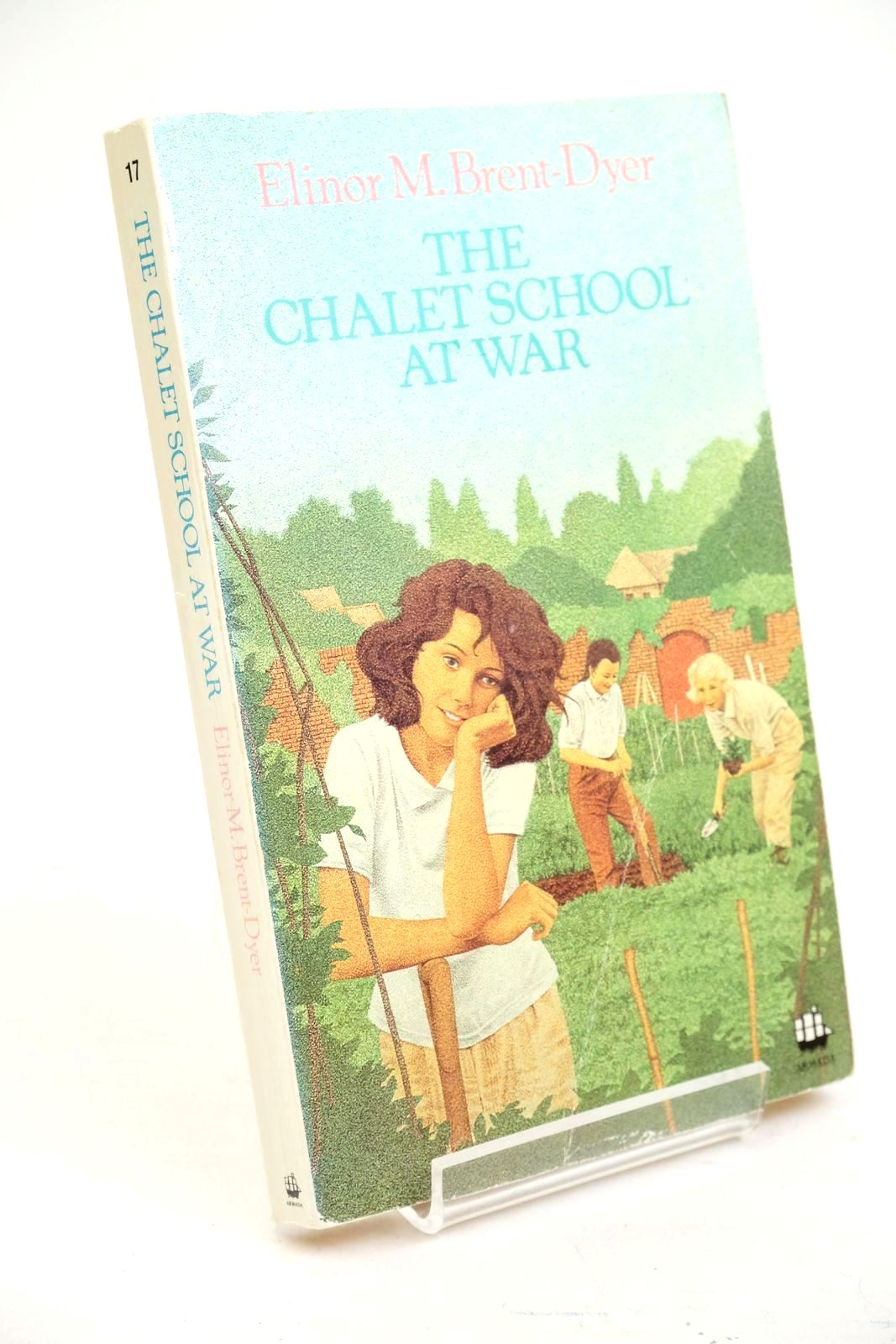 Photo of THE CHALET SCHOOL AT WAR written by Brent-Dyer, Elinor M. published by Armada (STOCK CODE: 1320825)  for sale by Stella & Rose's Books