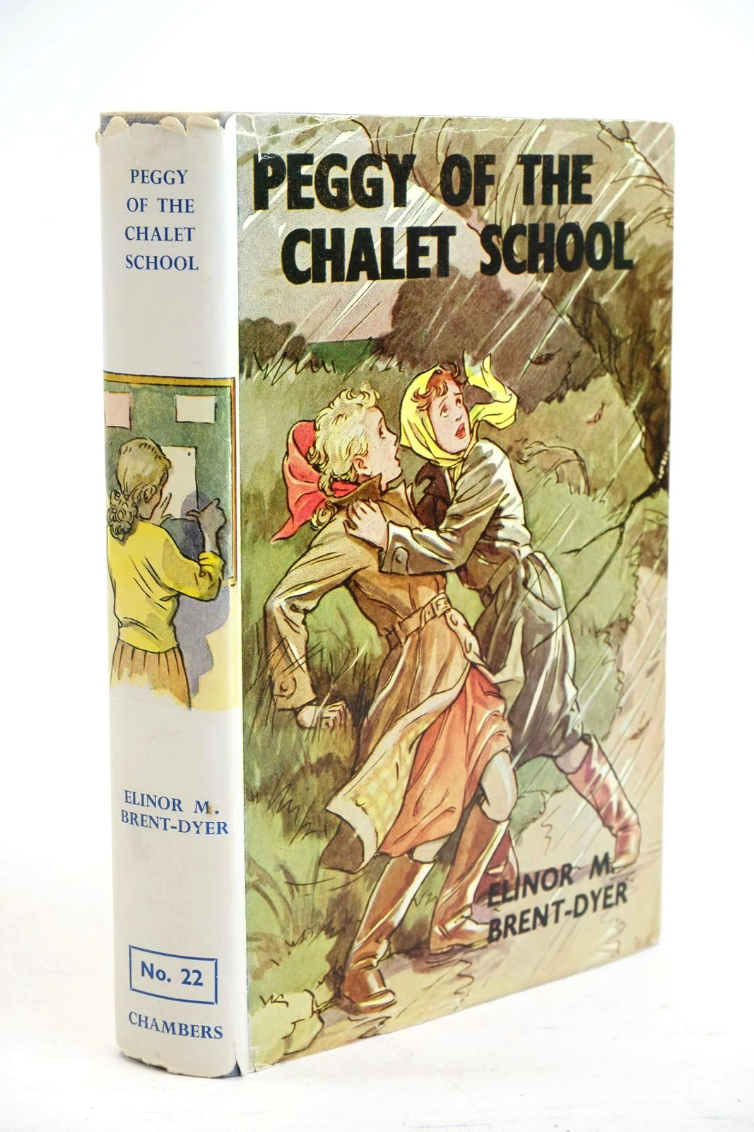 Photo of PEGGY OF THE CHALET SCHOOL- Stock Number: 1320828
