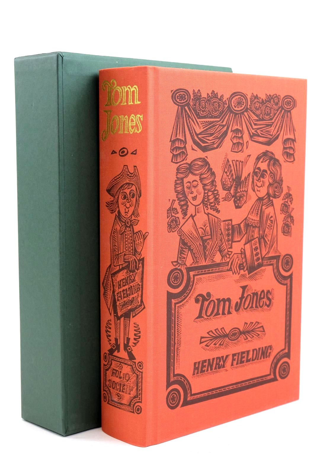Photo of THE HISTORY OF TOM JONES written by Fielding, Henry illustrated by Harris, Derrick published by Folio Society (STOCK CODE: 1320845)  for sale by Stella & Rose's Books