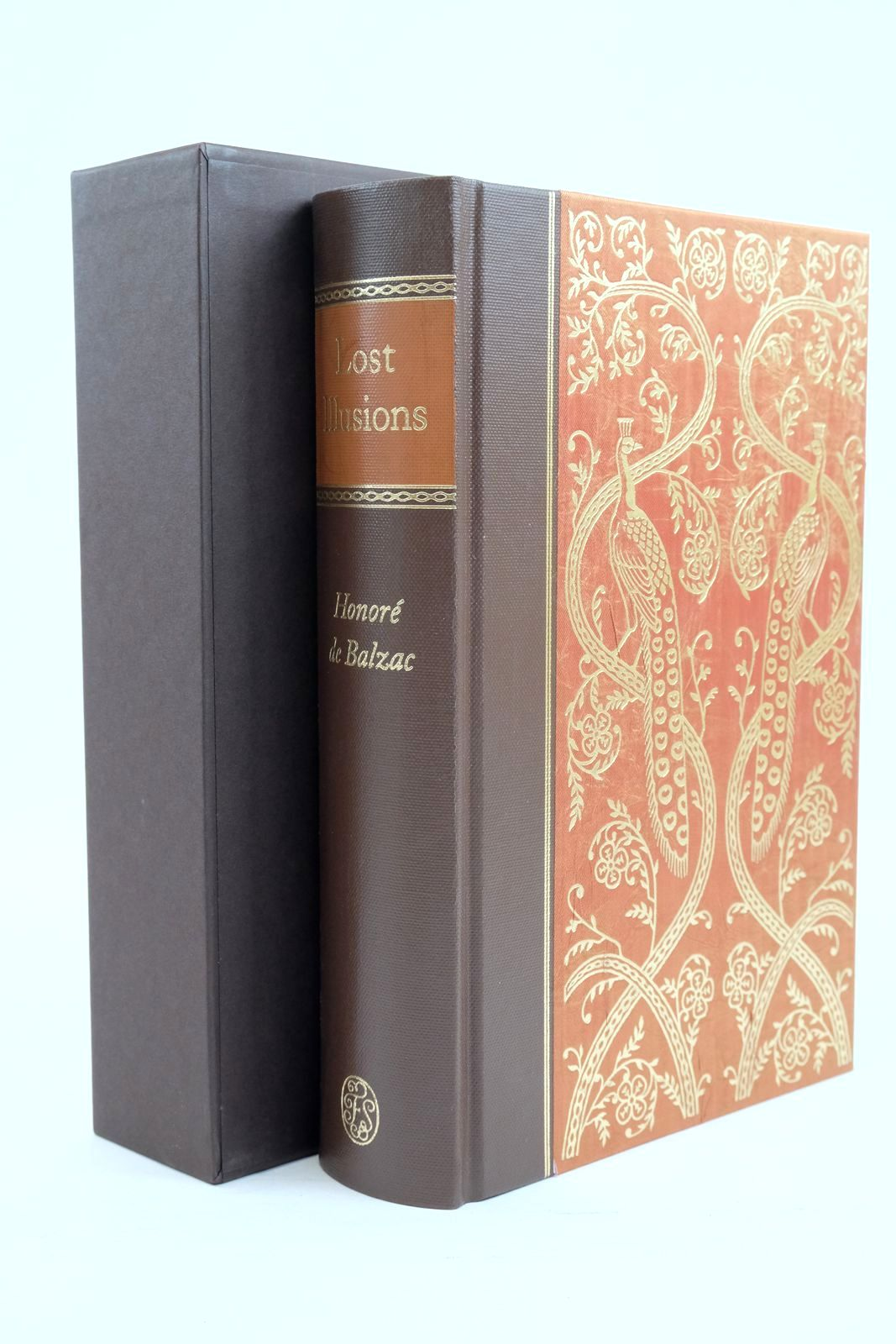 Photo of LOST ILLUSIONS written by De Balzac, Honore Hunt, Herbert J. Robb, Graham illustrated by Mosley, Francis published by Folio Society (STOCK CODE: 1320846)  for sale by Stella & Rose's Books