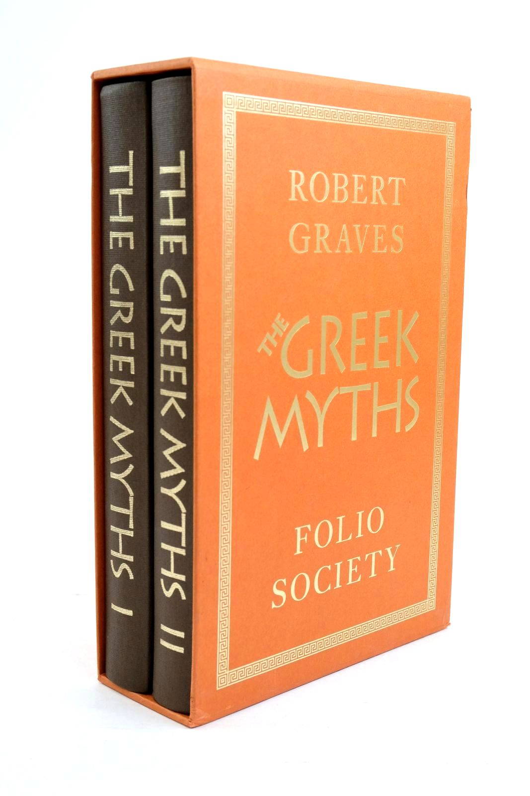 Photo of THE GREEK MYTHS (2 VOLUMES)- Stock Number: 1320852