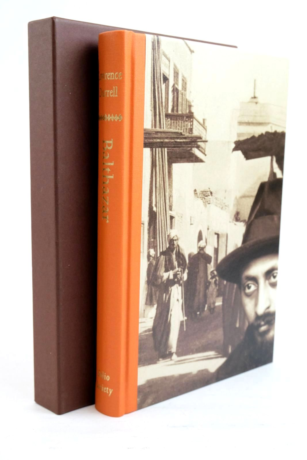 Photo of BALTHAZER written by Durrell, Lawrence published by Folio Society (STOCK CODE: 1320856)  for sale by Stella & Rose's Books