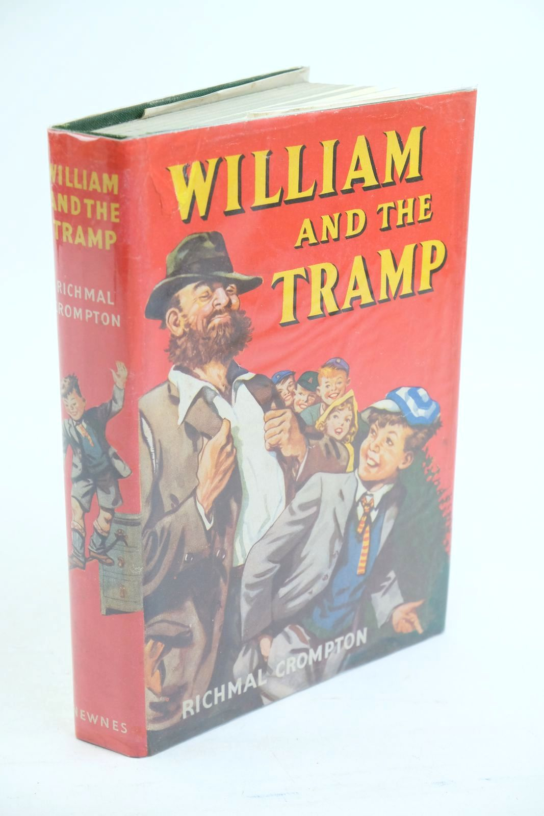 Photo of WILLIAM AND THE TRAMP- Stock Number: 1320870