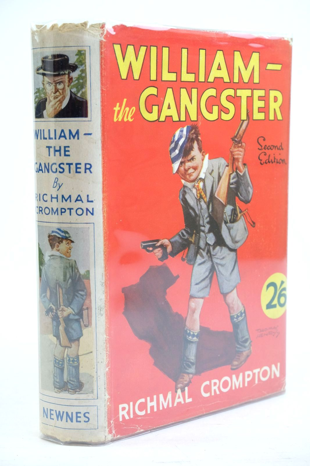 Photo of WILLIAM THE GANGSTER- Stock Number: 1320871