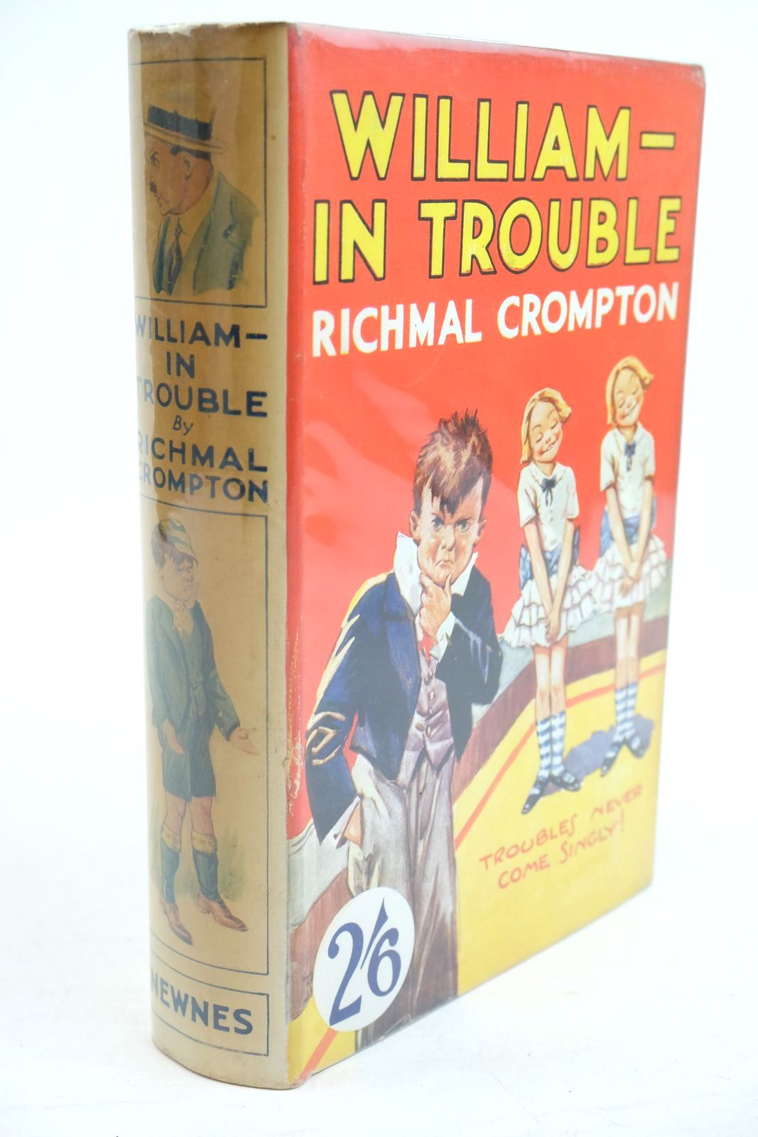 Photo of WILLIAM IN TROUBLE- Stock Number: 1320873