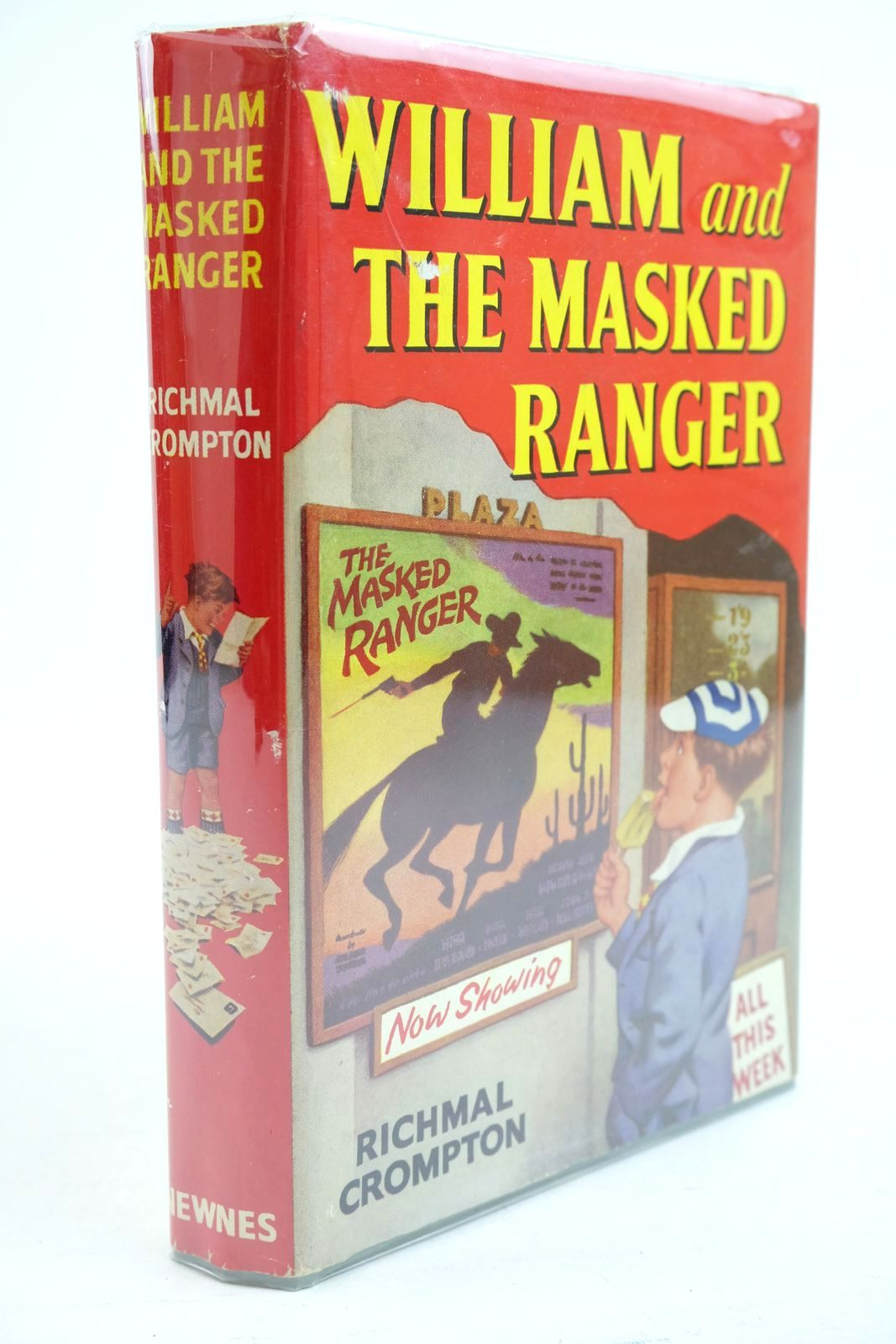 Photo of WILLIAM AND THE MASKED RANGER- Stock Number: 1320874