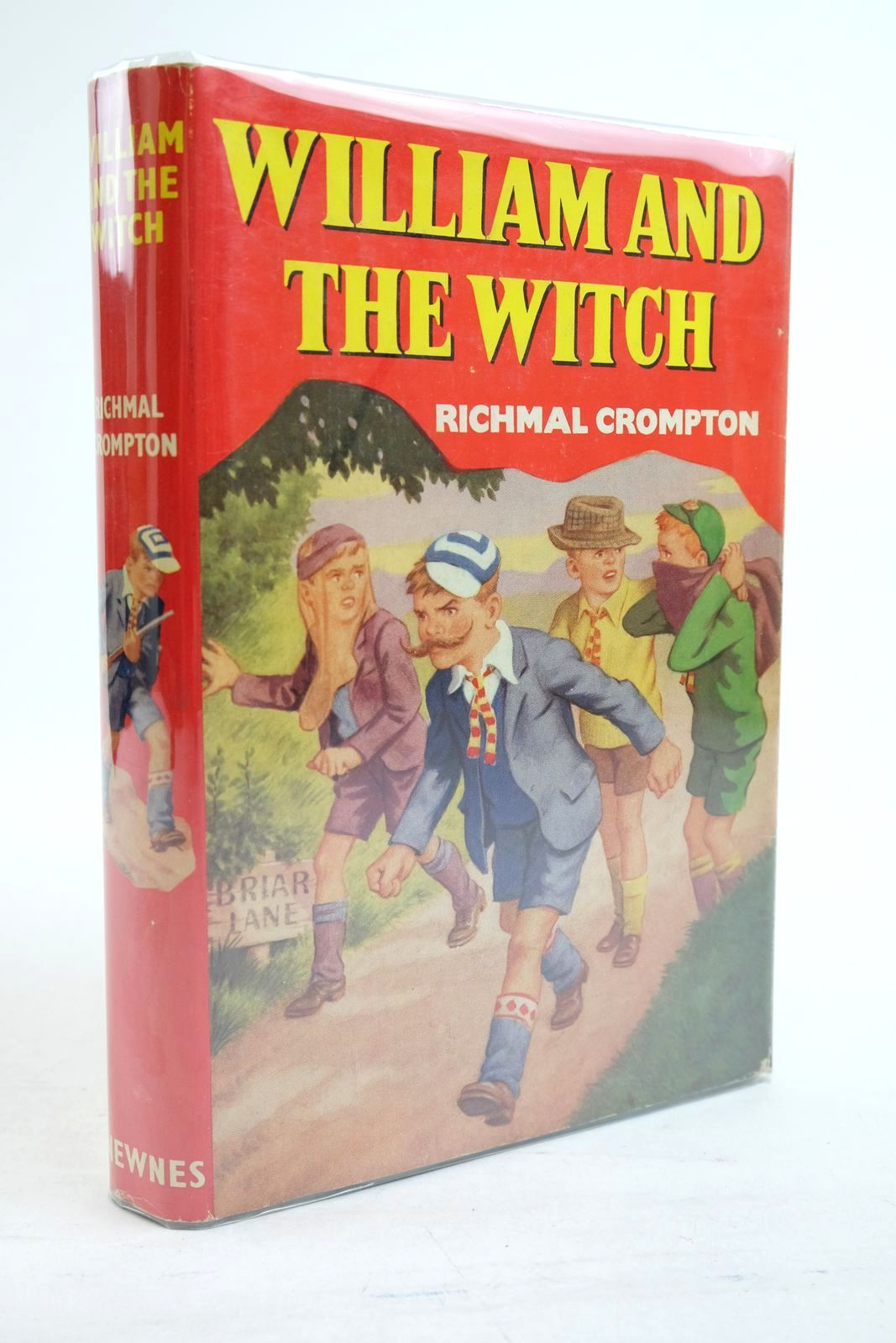 Photo of WILLIAM AND THE WITCH- Stock Number: 1320877