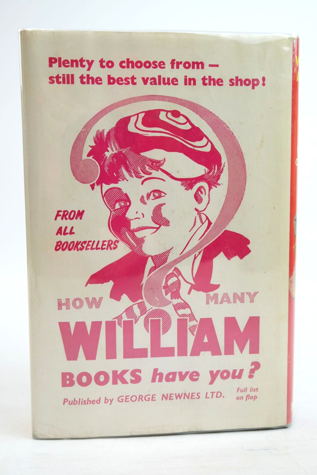 Photo of WILLIAM AND THE WITCH written by Crompton, Richmal illustrated by Henry, Thomas Ford, Henry published by George Newnes Limited (STOCK CODE: 1320877)  for sale by Stella & Rose's Books