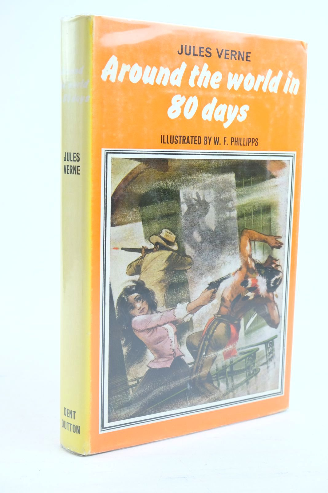 Photo of AROUND THE WORLD IN EIGHTY DAYS- Stock Number: 1320884