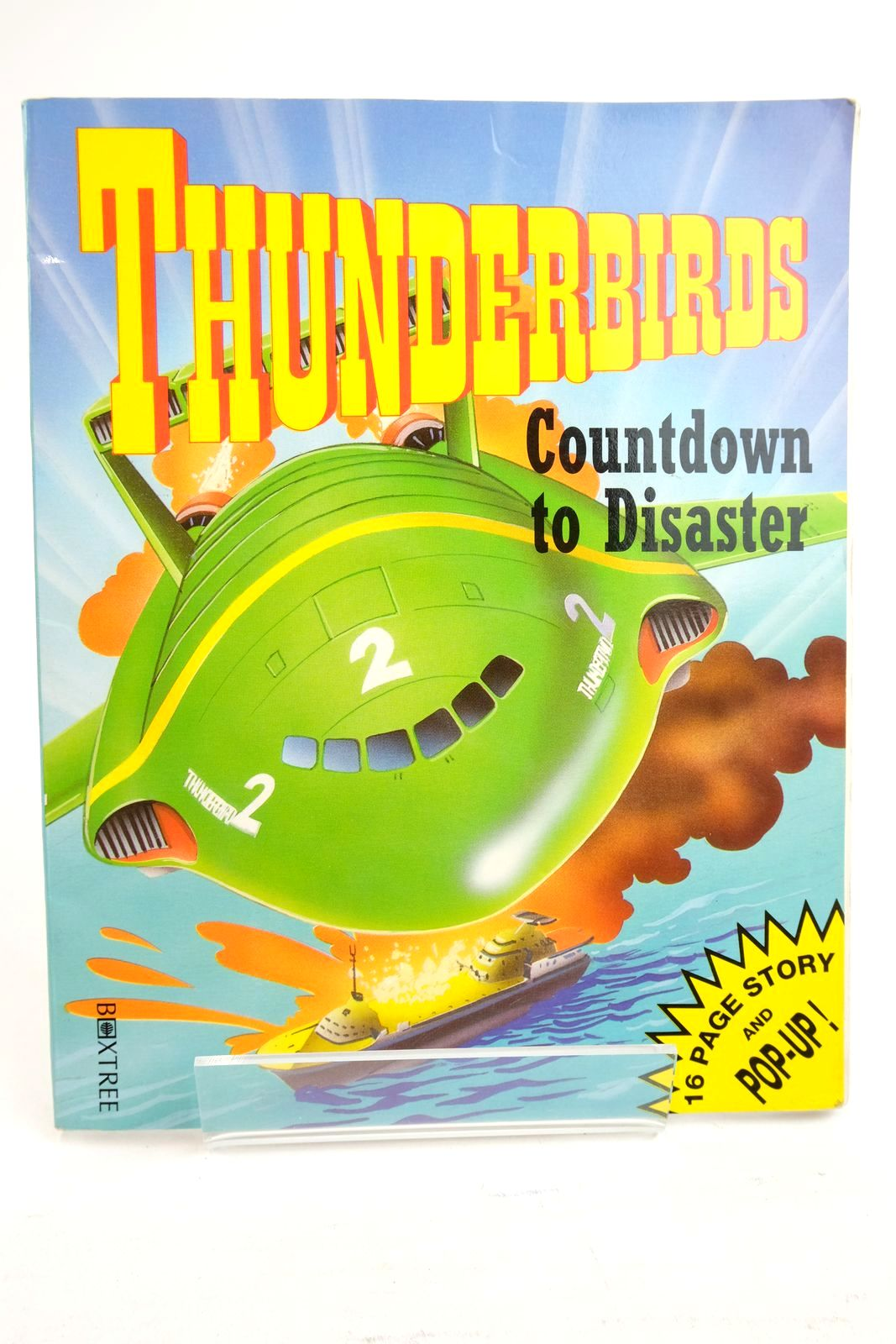 Photo of THUNDERBIRDS COUNTDOWN TO DISASTER- Stock Number: 1320894