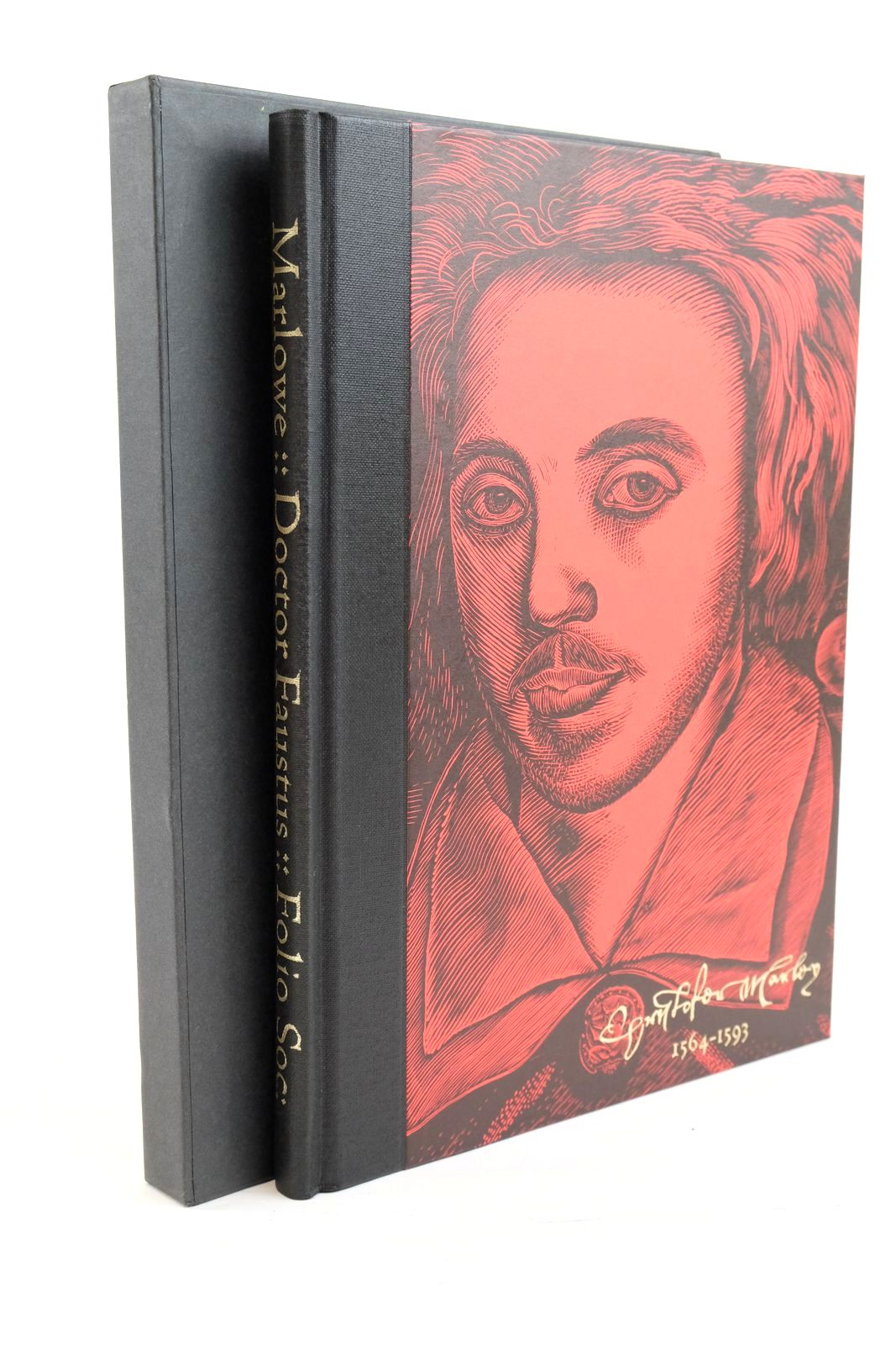 Photo of THE TRAGICAL HISTORY OF DOCTOR FAUSTUS- Stock Number: 1320899