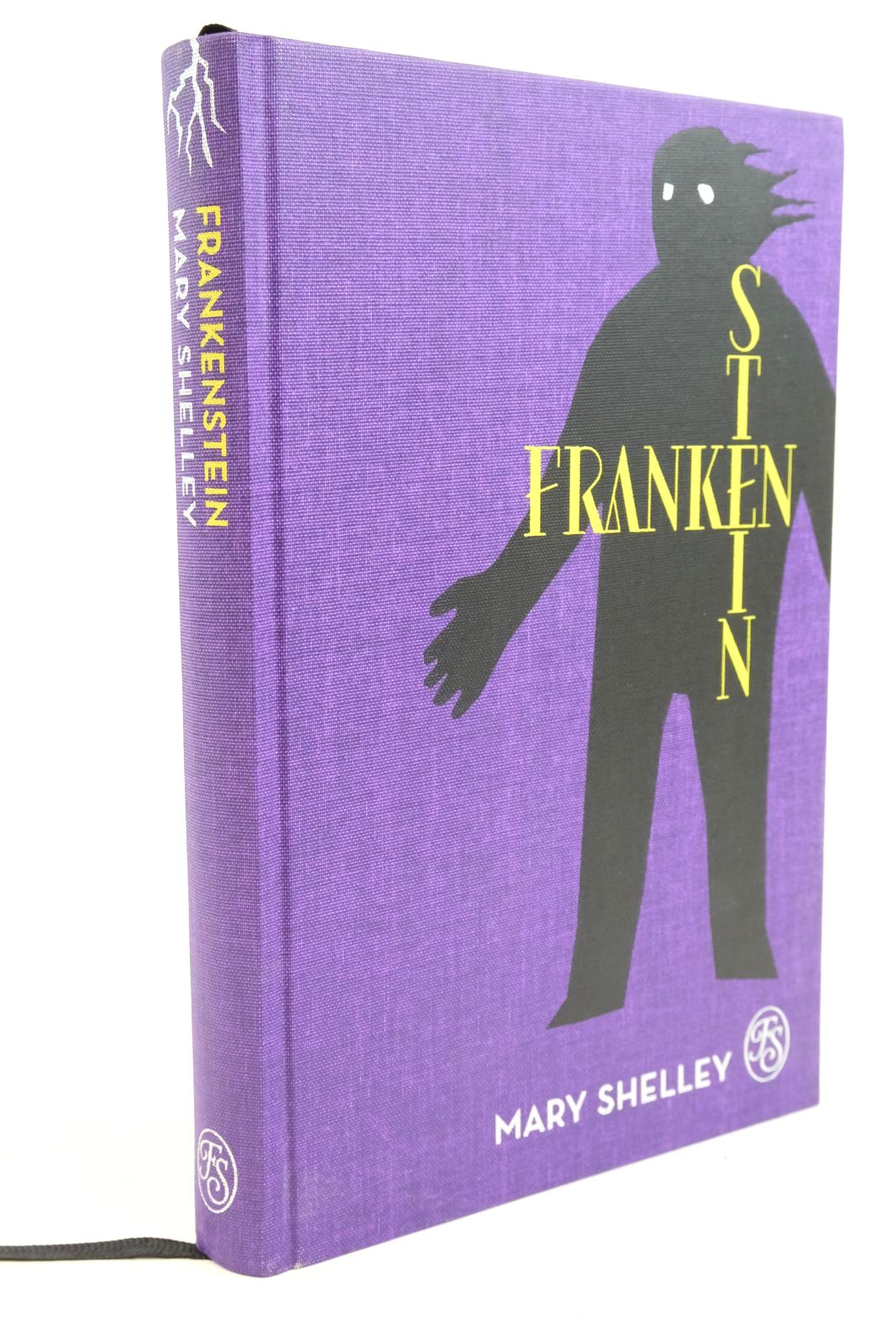 Photo of FRANKENSTEIN OR THE MODERN PROMETHEUS written by Shelley, Mary illustrated by Brockway, Harry published by Folio Society (STOCK CODE: 1320906)  for sale by Stella & Rose's Books