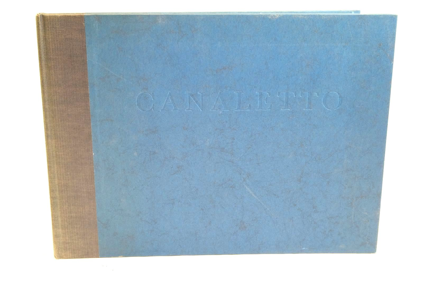 Photo of CANALETTO written by Martin, Gregory illustrated by Canaletto,  published by Folio Society (STOCK CODE: 1320918)  for sale by Stella & Rose's Books