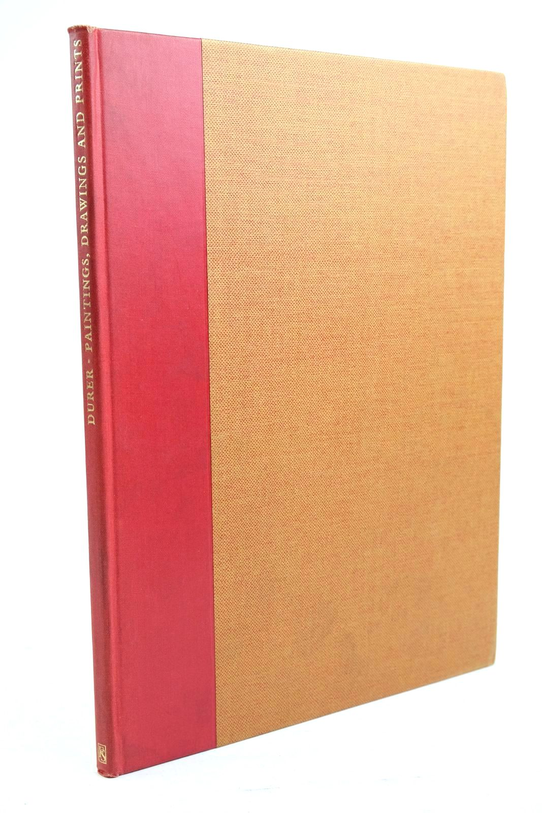 Photo of ALBRECHT DURER: PAINTINGS, DRAWINGS AND PRINTS written by Lambourne, Nigel published by Folio Society (STOCK CODE: 1320919)  for sale by Stella & Rose's Books