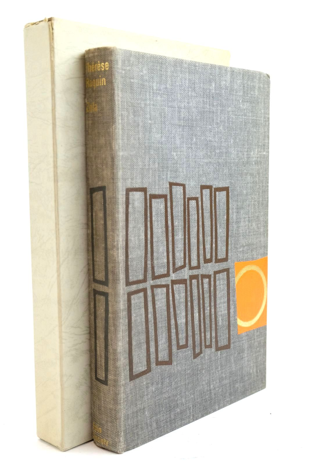 Photo of THERESE RAQUIN written by Zola, Emile Tancock, Leonard illustrated by Kass, Janos published by Folio Society (STOCK CODE: 1320920)  for sale by Stella & Rose's Books
