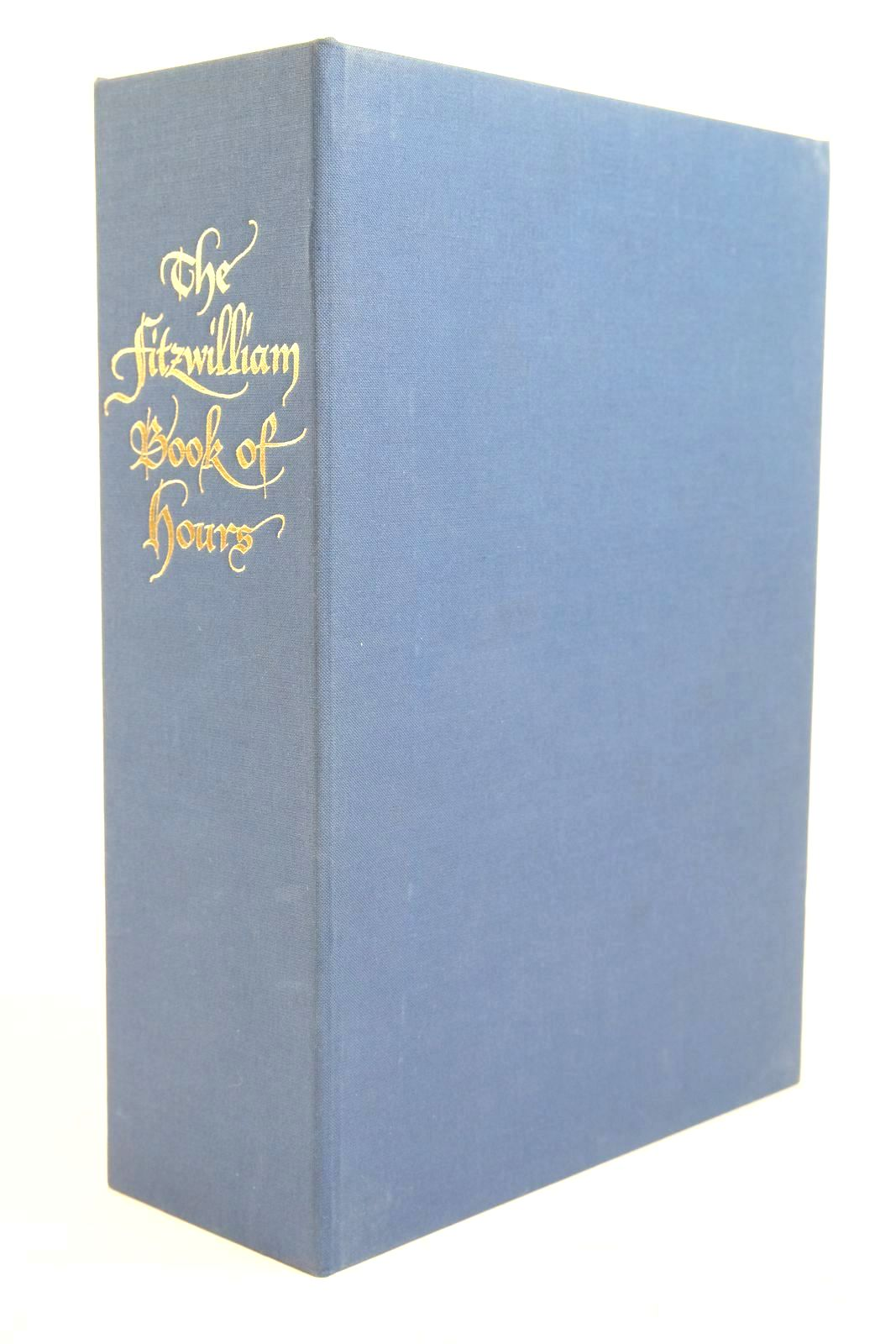 Photo of THE FITZWILLIAM BOOK OF HOURS written by Panayotova, Stella published by Folio Society (STOCK CODE: 1320941)  for sale by Stella & Rose's Books