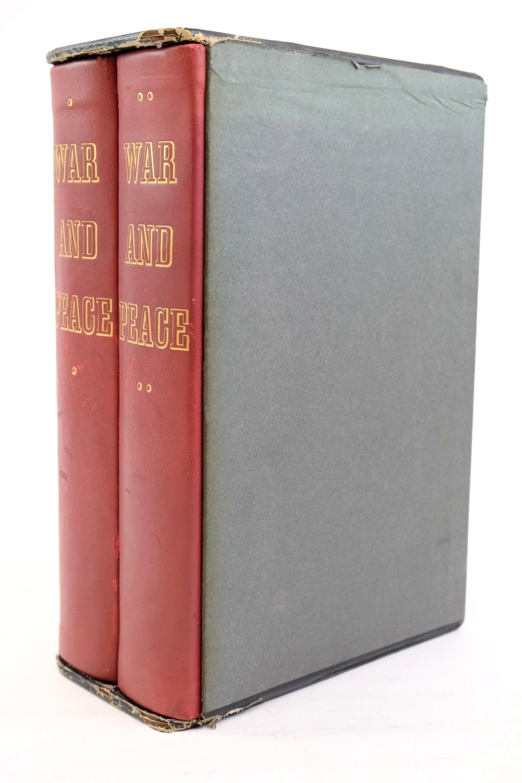 Photo of WAR AND PEACE (2 VOLUMES)- Stock Number: 1320953
