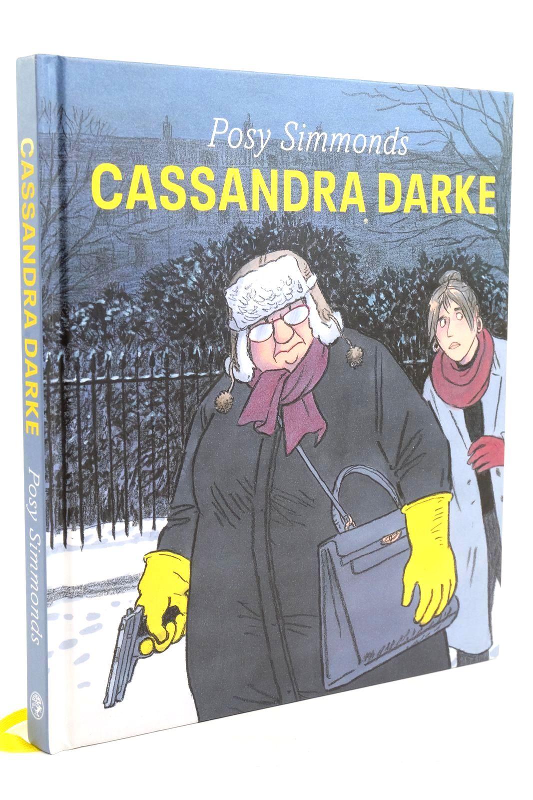 Photo of CASSANDRA DARKE- Stock Number: 1320955