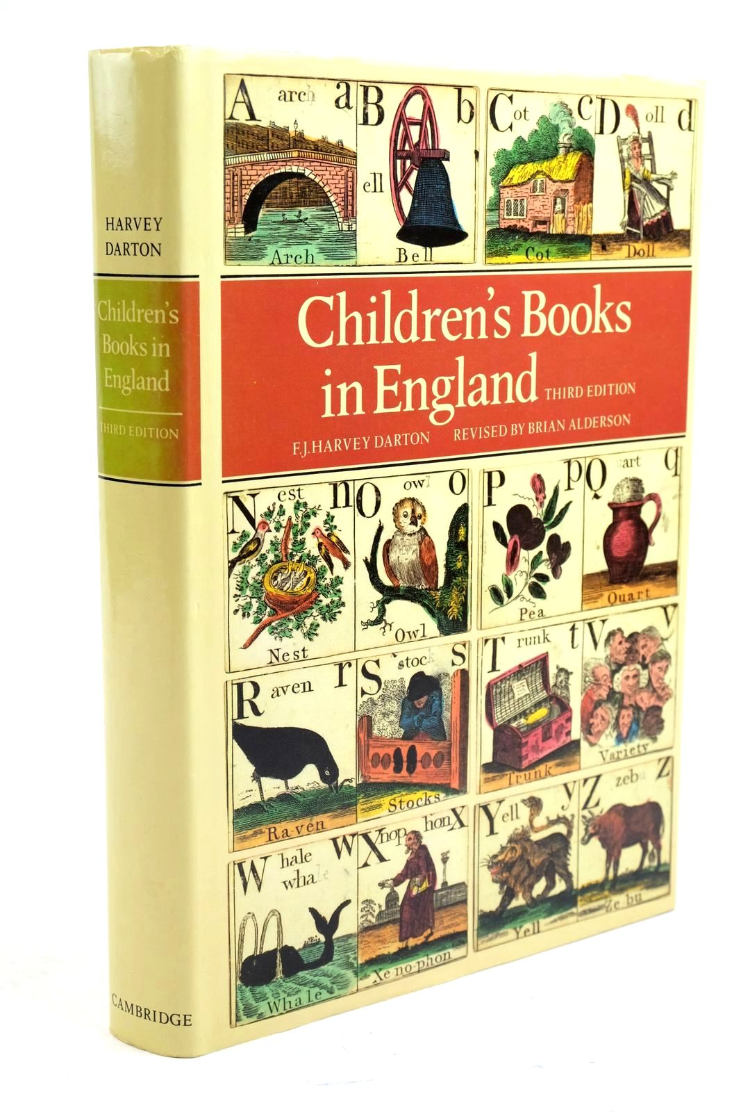 Photo of CHILDREN'S BOOKS IN ENGLAND written by Darton, F.J. Harvey published by Cambridge University Press (STOCK CODE: 1320957)  for sale by Stella & Rose's Books