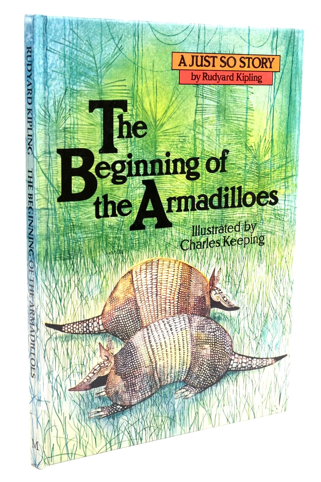 Photo of THE BEGINNING OF THE ARMADILLOES- Stock Number: 1320960