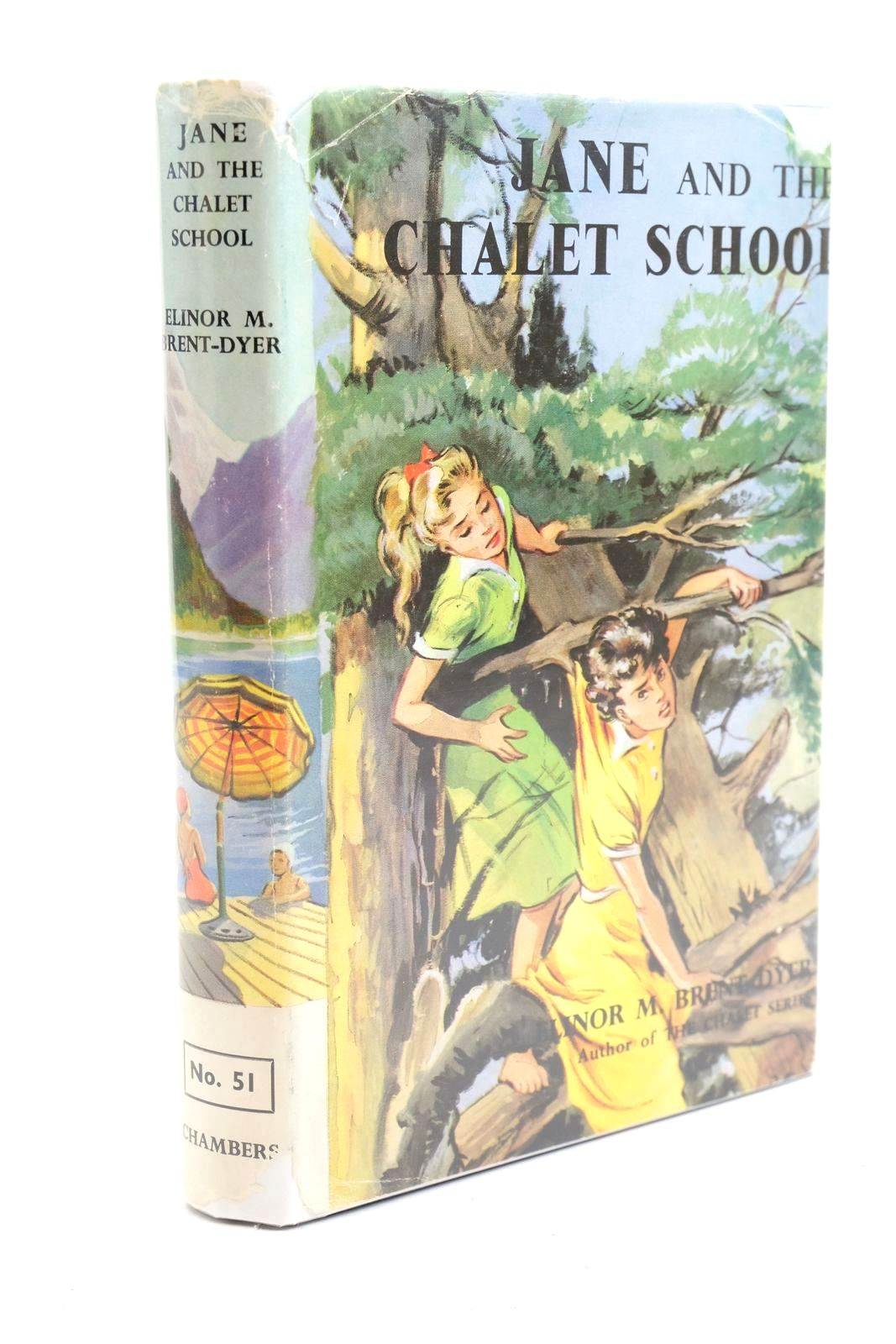 Photo of JANE AND THE CHALET SCHOOL- Stock Number: 1320968