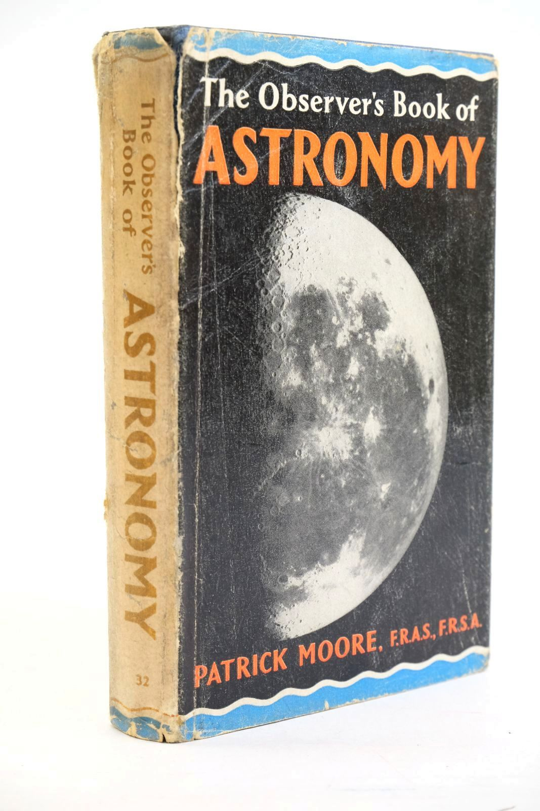 Photo of THE OBSERVER'S BOOK OF ASTRONOMY written by Moore, Patrick illustrated by Ball, L.F. published by Frederick Warne & Co Ltd. (STOCK CODE: 1320973)  for sale by Stella & Rose's Books