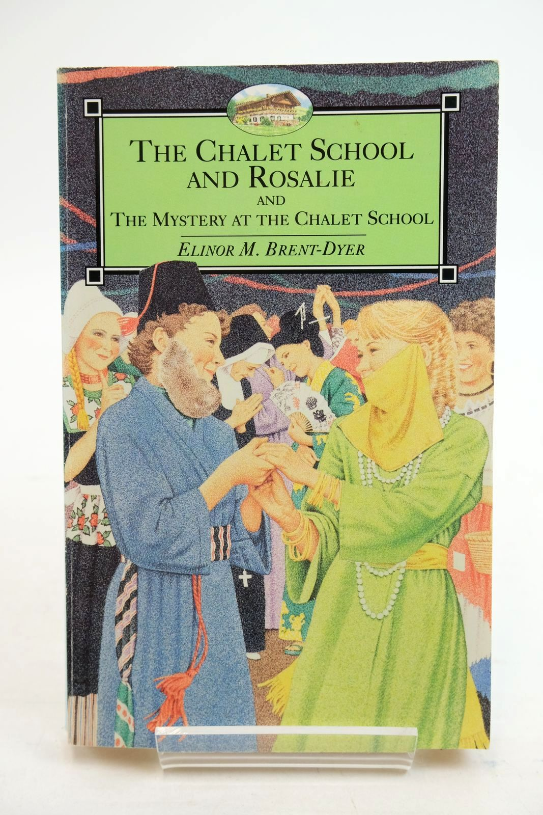 Photo of THE CHALET SCHOOL AND ROSALIE AND THE MYSTERY AT THE CHALET SCHOOL written by Brent-Dyer, Elinor M. published by Armada (STOCK CODE: 1320987)  for sale by Stella & Rose's Books