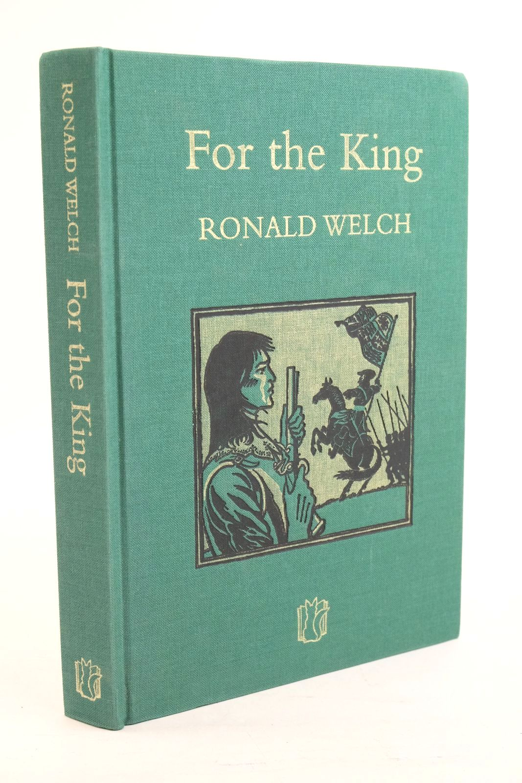 Photo of FOR THE KING written by Welch, Ronald illustrated by Stobbs, William published by Slightly Foxed Ltd. (STOCK CODE: 1320994)  for sale by Stella & Rose's Books