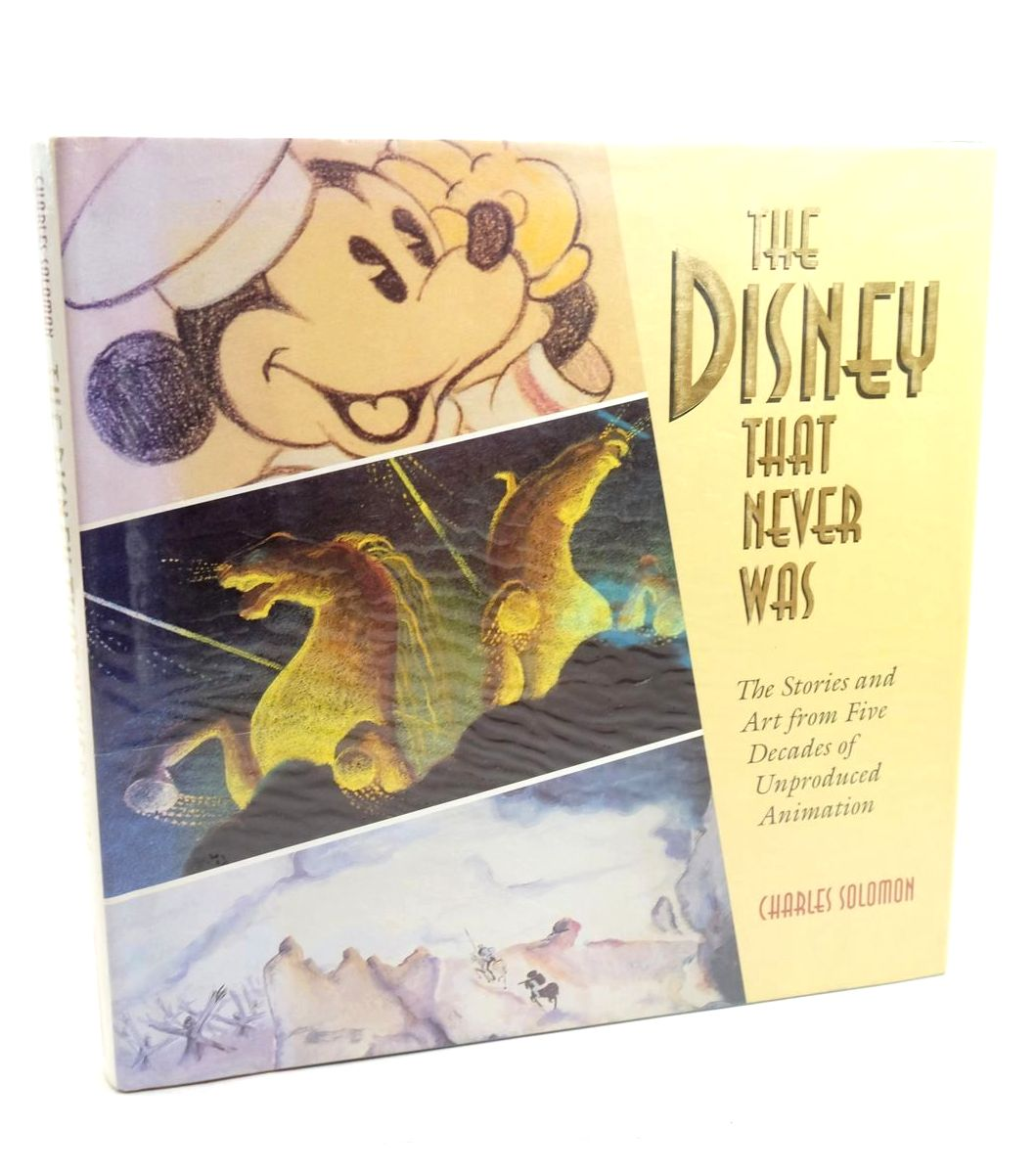 Photo of THE DISNEY THAT NEVER WAS- Stock Number: 1321005