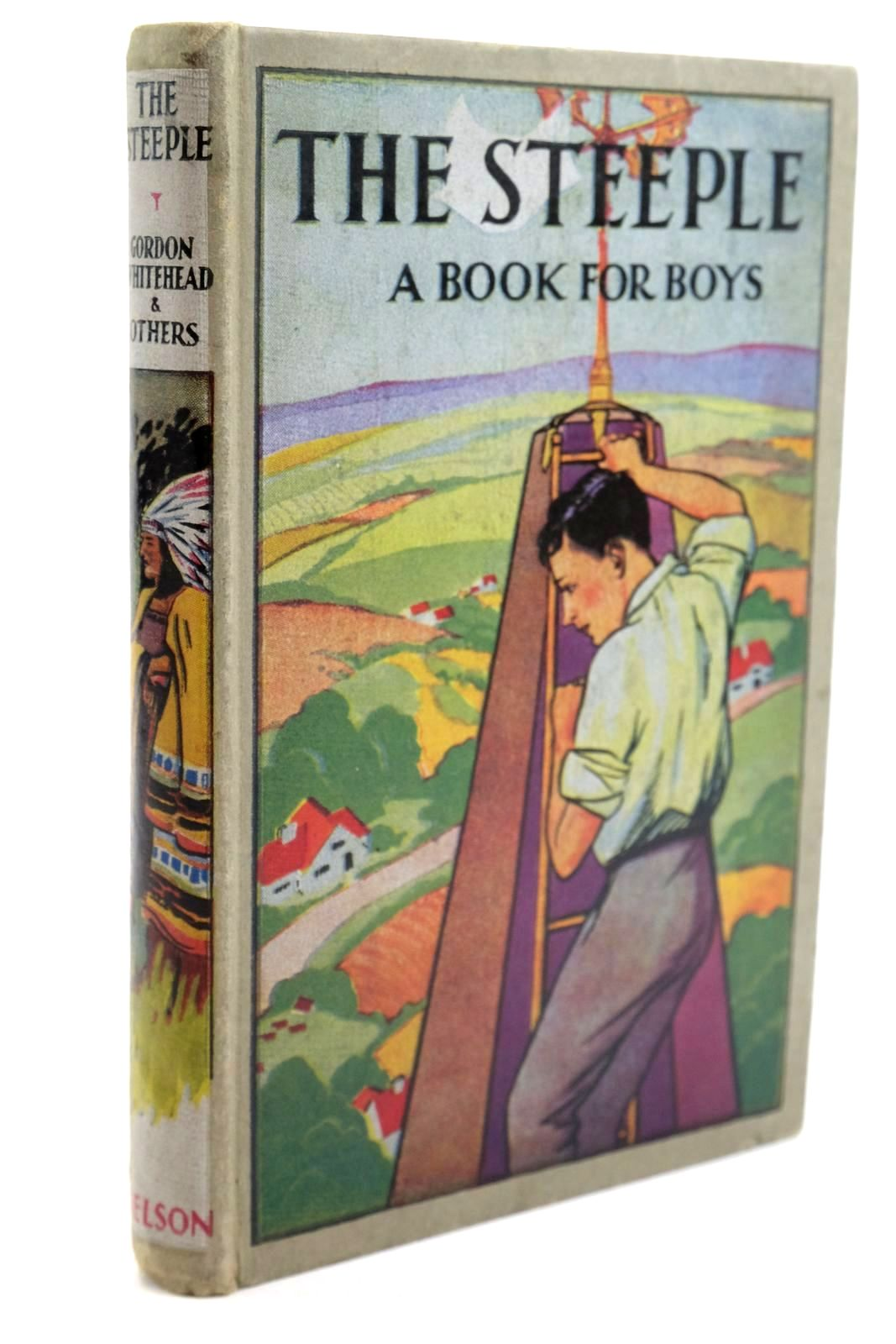 Photo of THE STEEPLE A BOOK FOR BOYS- Stock Number: 1321012