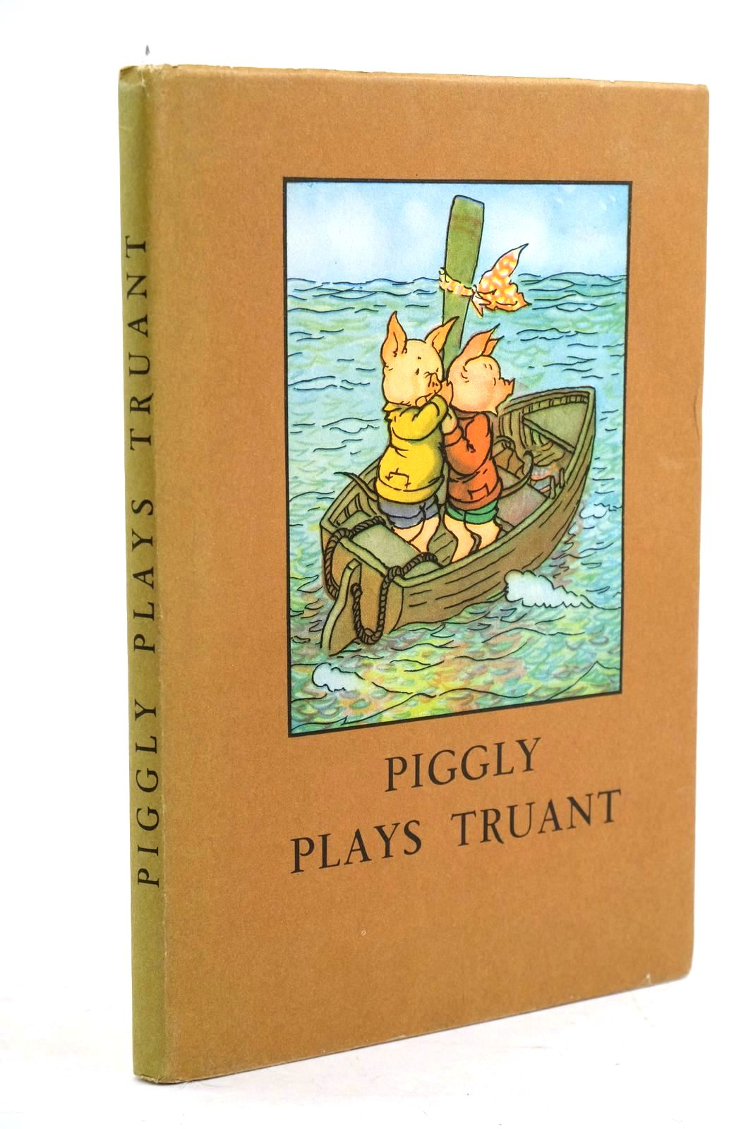 Photo of PIGGLY PLAYS TRUANT- Stock Number: 1321013