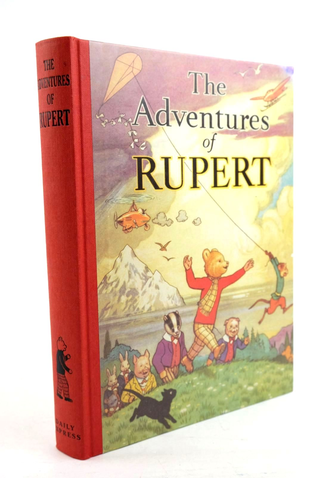 Photo of RUPERT ANNUAL 1939 (FACSIMILE) - THE ADVENTURES OF RUPERT- Stock Number: 1321015