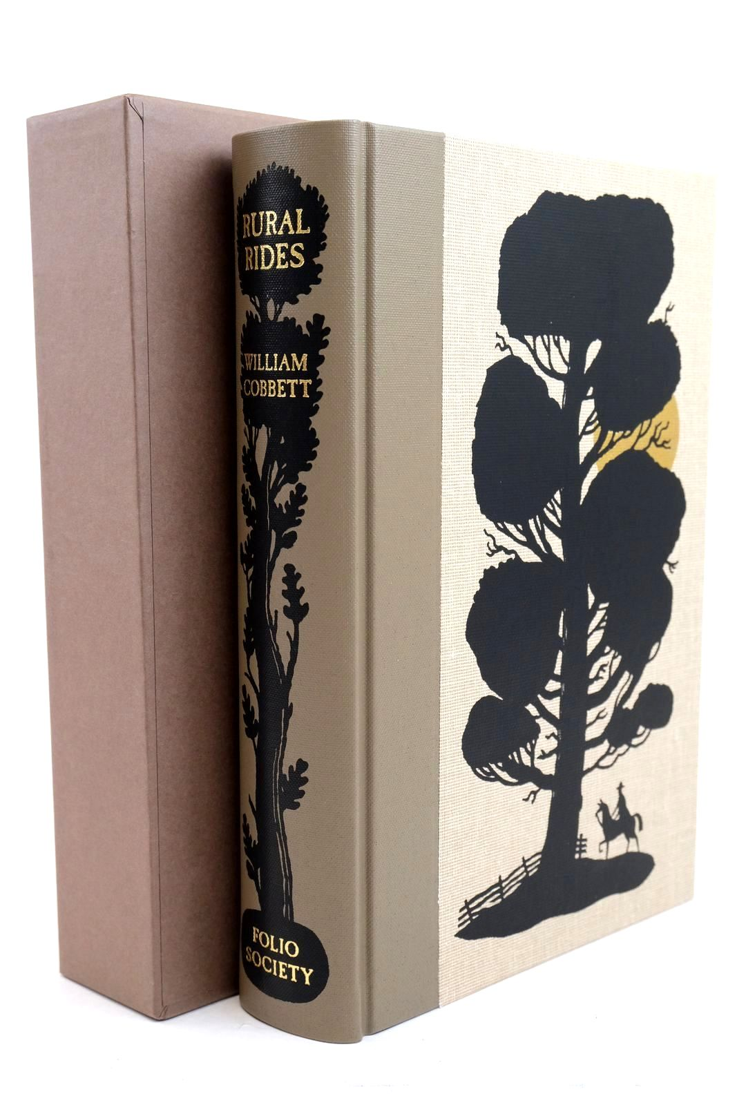 Photo of RURAL RIDES written by Cobbett, William illustrated by McLaren, Joe published by Folio Society (STOCK CODE: 1321027)  for sale by Stella & Rose's Books