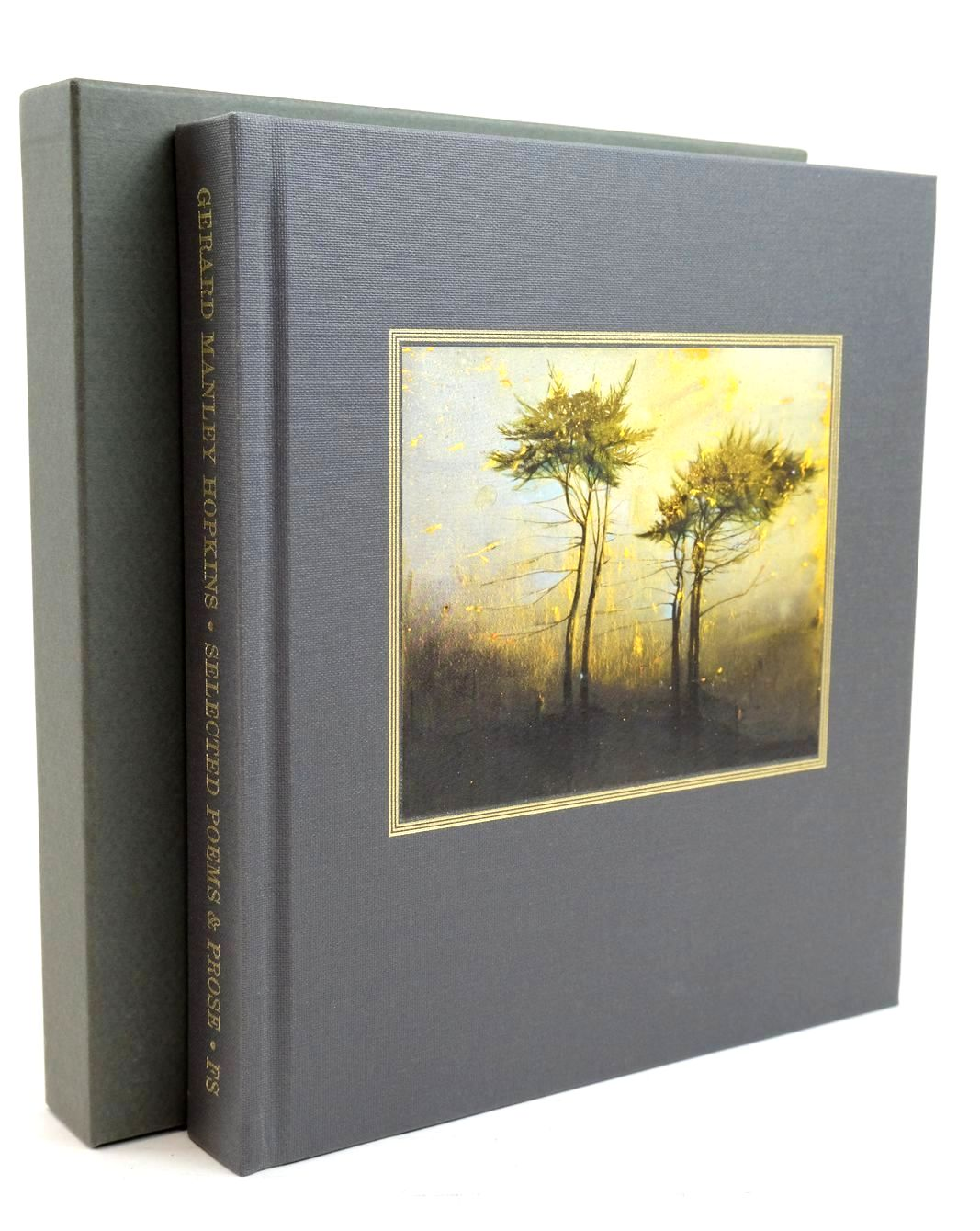 Photo of SELECTED POEMS AND PROSE written by Hopkins, Gerard Manley Padel, Ruth illustrated by Magill, Elizabeth published by Folio Society (STOCK CODE: 1321042)  for sale by Stella & Rose's Books