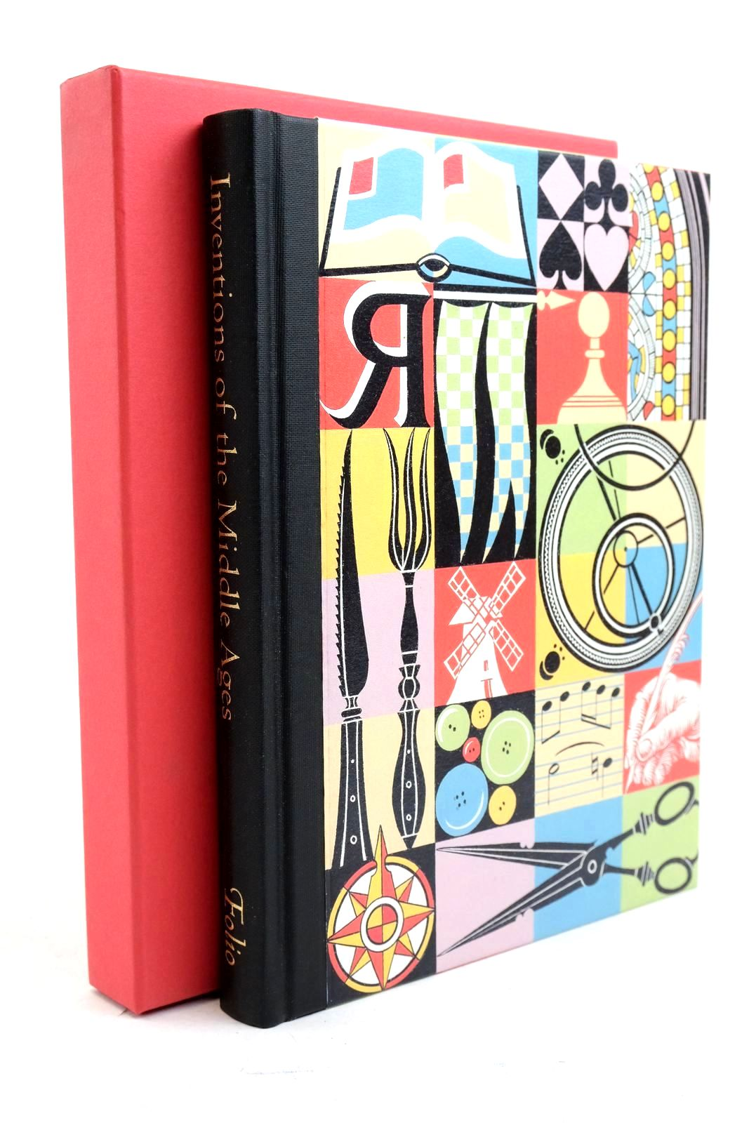 Photo of INVENTIONS OF THE MIDDLE AGES written by Frugoni, Chiara published by Folio Society (STOCK CODE: 1321051)  for sale by Stella & Rose's Books
