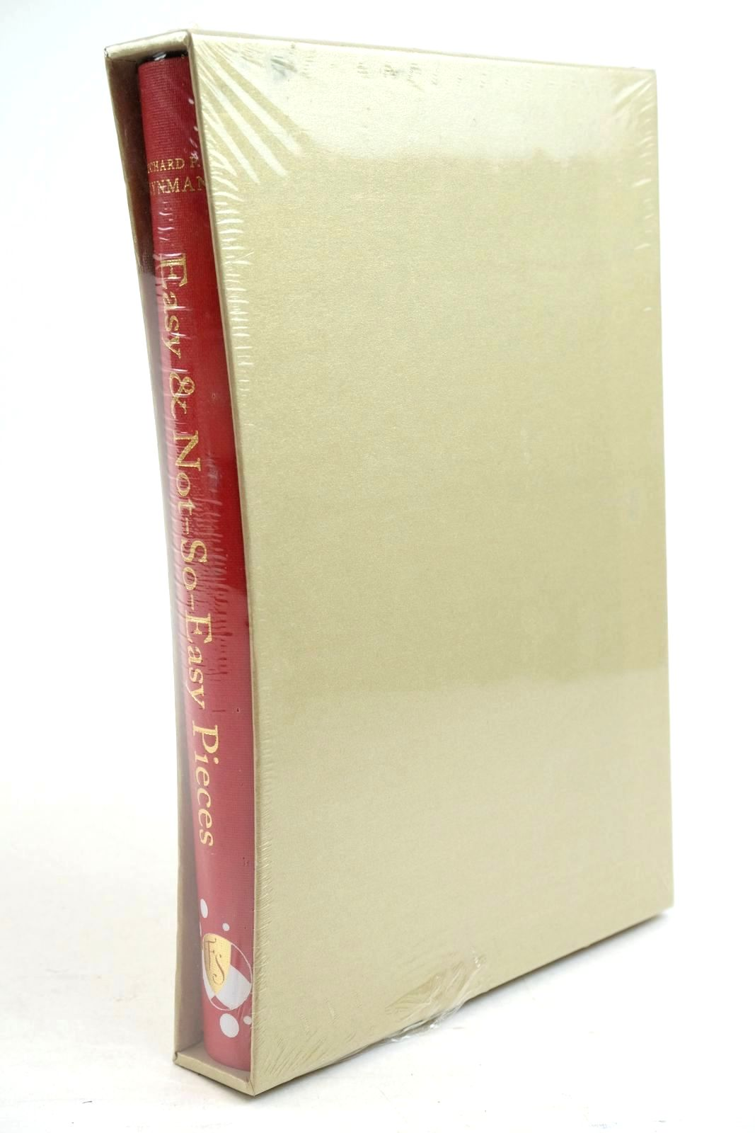 Photo of EASY & NOT-SO-EASY PIECES written by Feynman, Richard Penrose, Roger published by Folio Society (STOCK CODE: 1321054)  for sale by Stella & Rose's Books