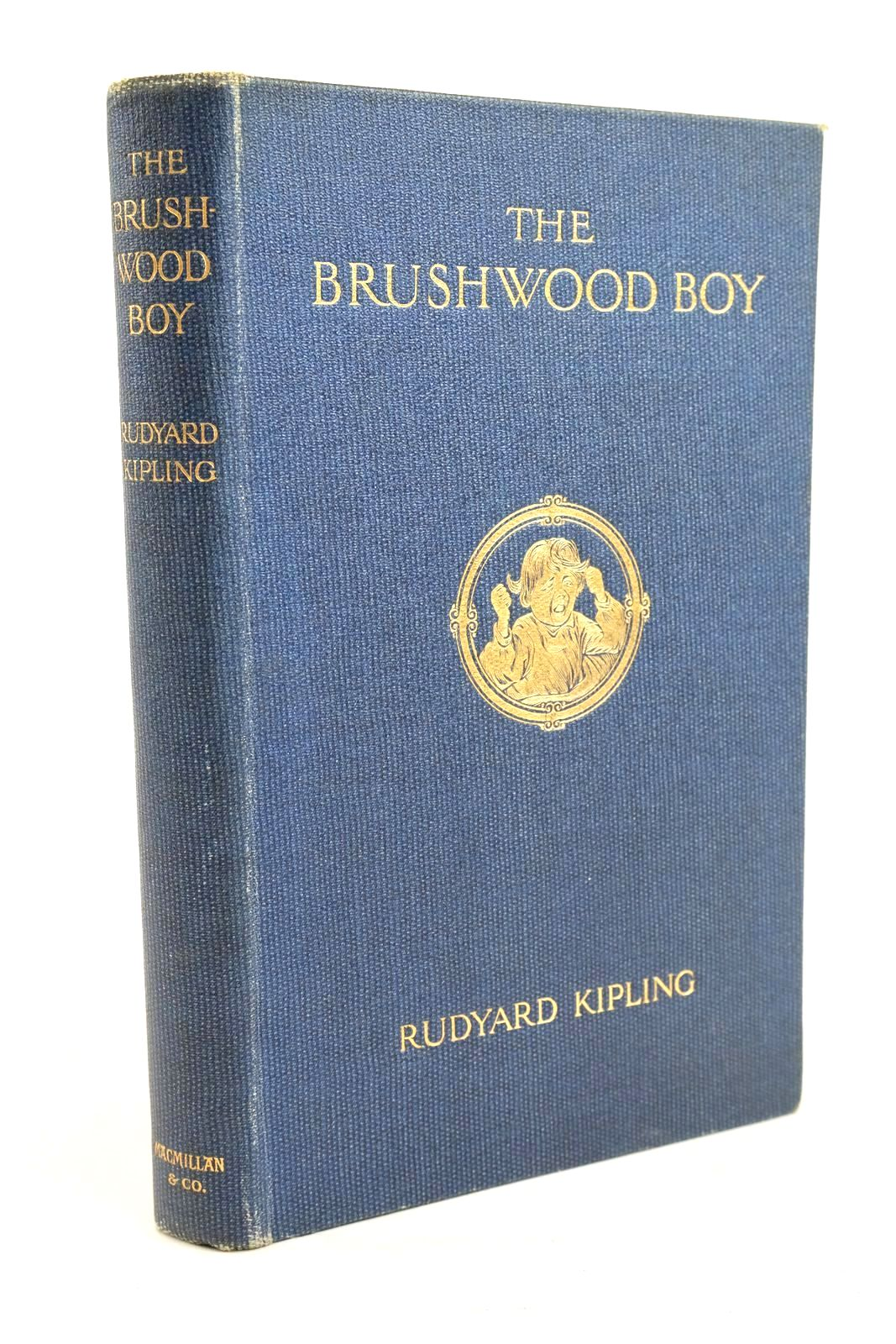 Photo of THE BRUSHWOOD BOY- Stock Number: 1321077