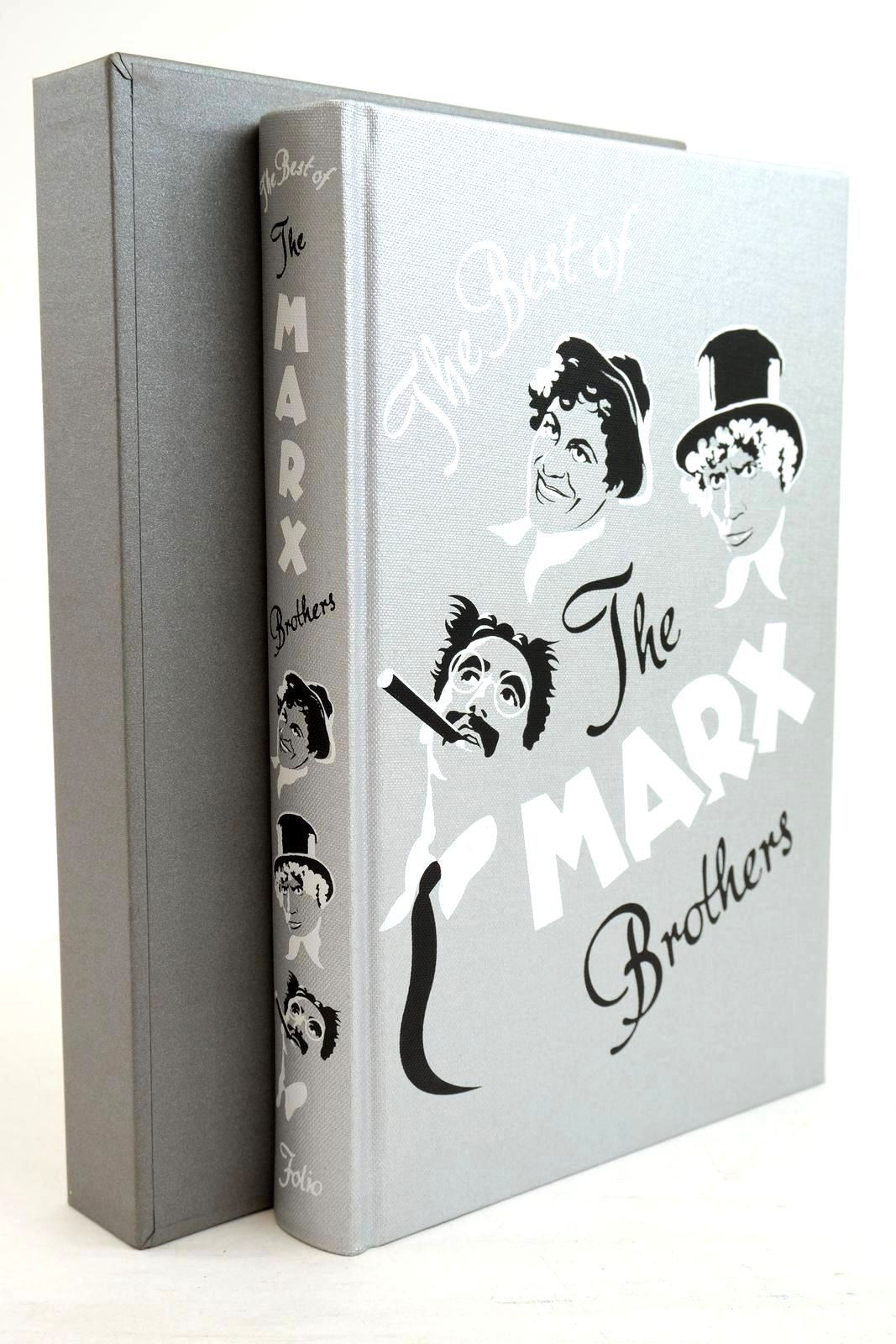 Photo of THE BEST OF THE MARX BROTHERS published by Folio Society (STOCK CODE: 1321078)  for sale by Stella & Rose's Books