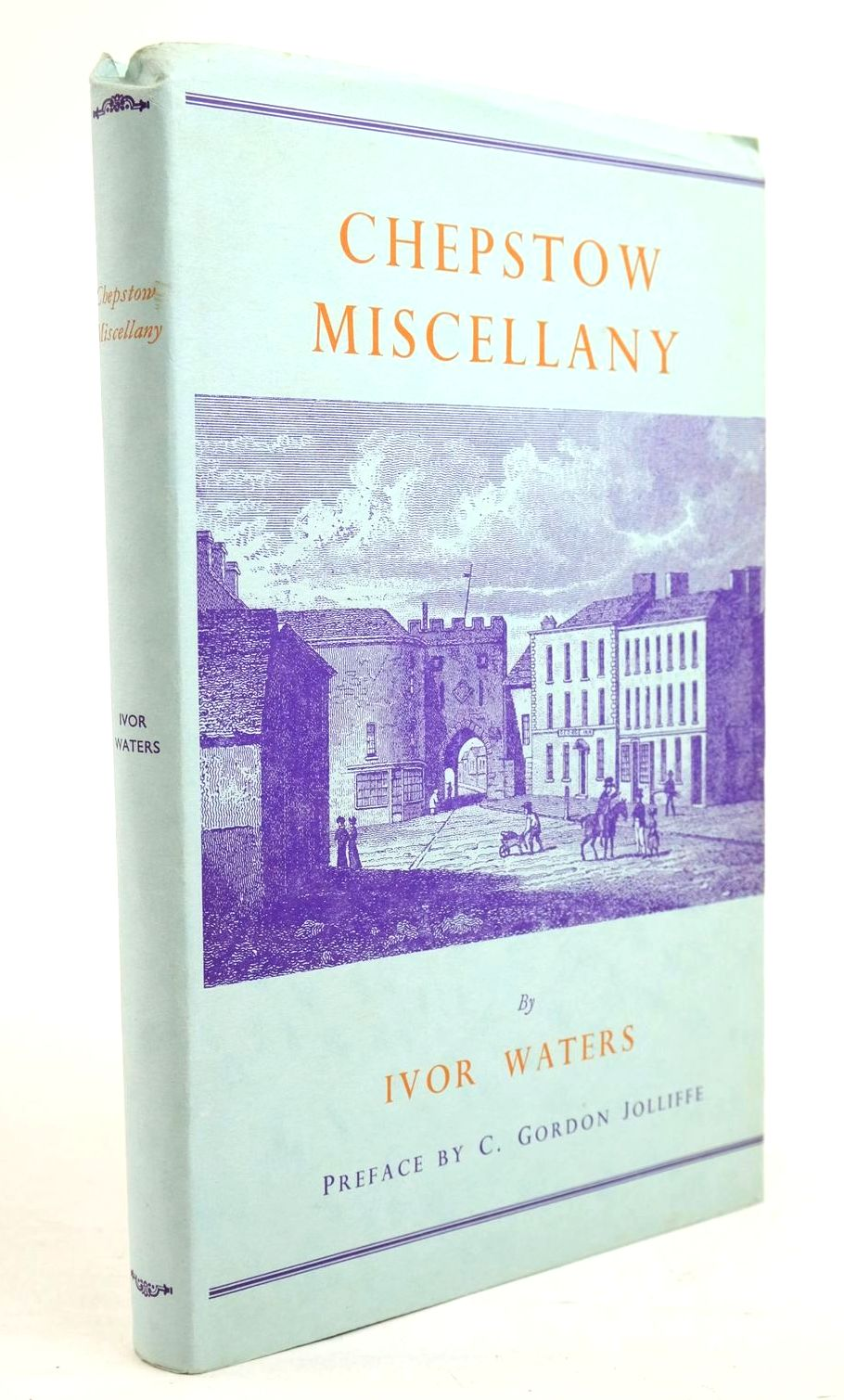 Photo of CHEPSTOW MISCELLANY written by Waters, Ivor published by The Chepstow Society (STOCK CODE: 1321079)  for sale by Stella & Rose's Books