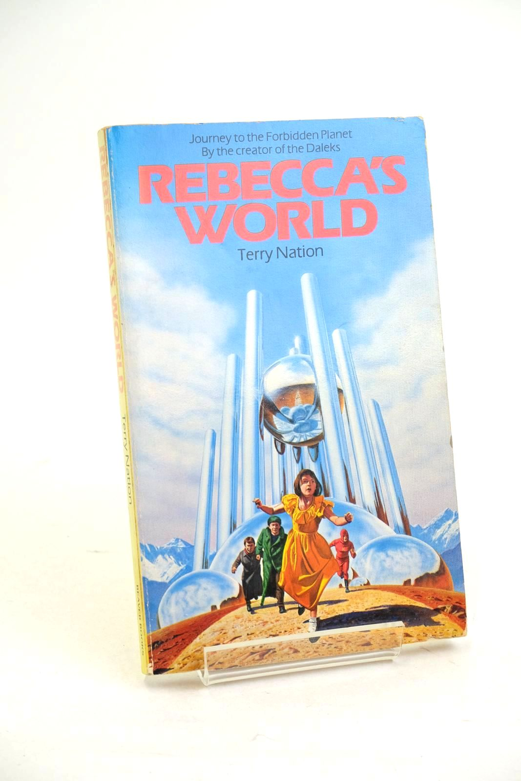 Photo of REBECCA'S WORLD JOURNEY TO THE FORBIDDEN PLANET- Stock Number: 1321082