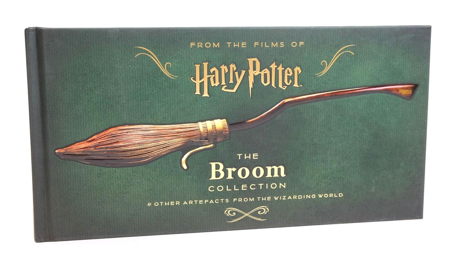 Photo of THE BROOM COLLECTION & OTHER ARTEFACTS FROM THE WIZARDING WORLD- Stock Number: 1321086
