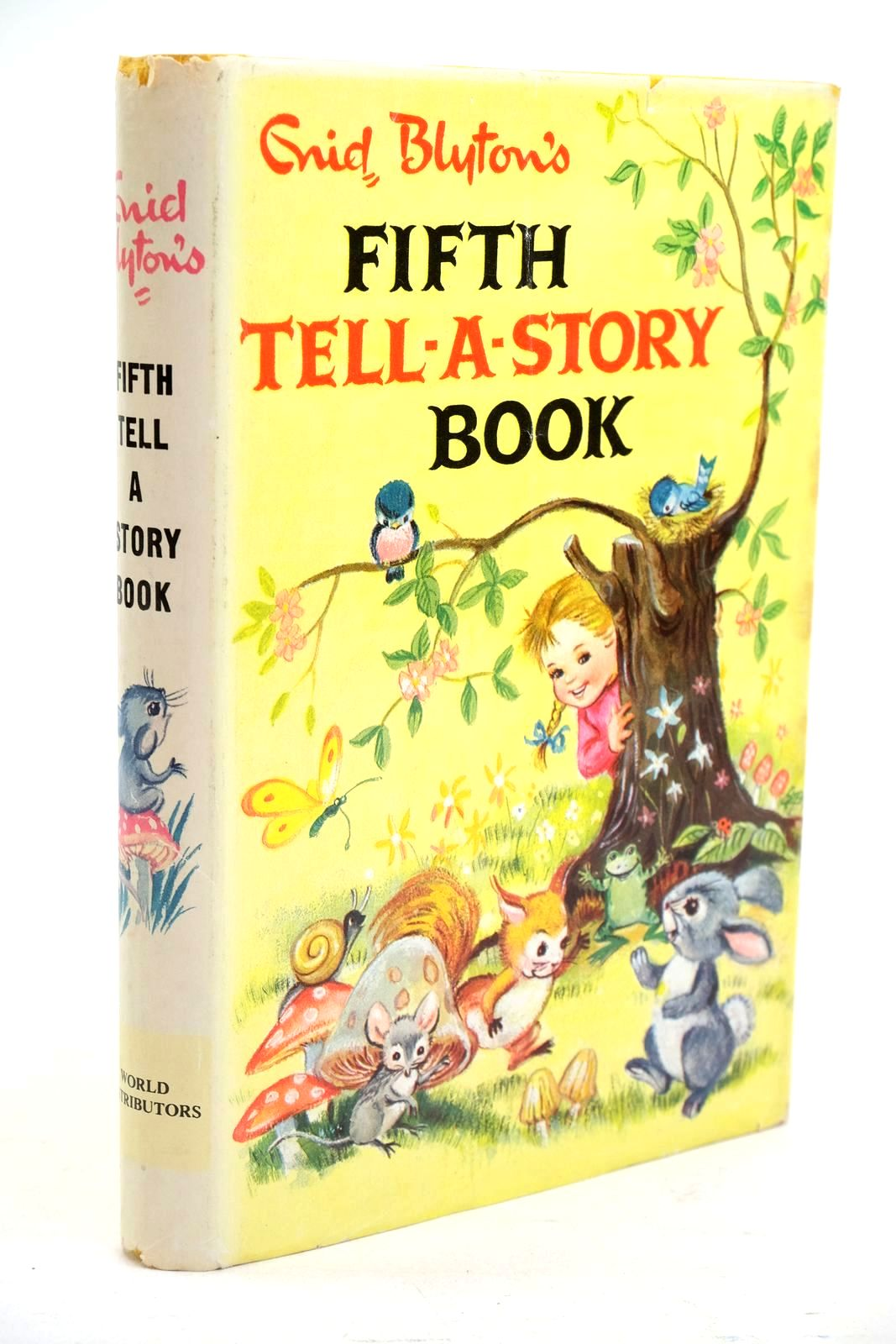Photo of ENID BLYTON'S FIFTH TELL-A-STORY BOOK- Stock Number: 1321087