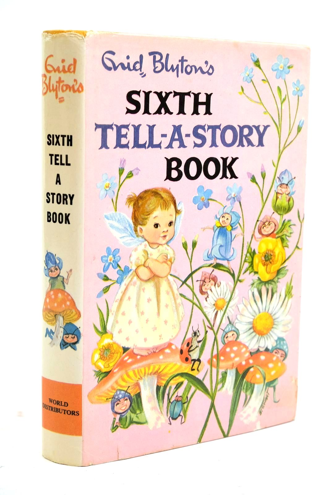 Photo of ENID BLYTON'S SIXTH TELL-A-STORY BOOK- Stock Number: 1321088