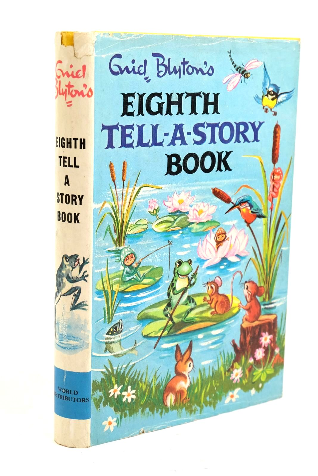 Photo of ENID BLYTON'S EIGHTH TELL-A-STORY BOOK written by Blyton, Enid published by World Distributors Ltd. (STOCK CODE: 1321089)  for sale by Stella & Rose's Books