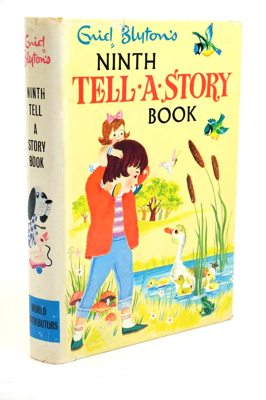 Photo of ENID BLYTON'S NINTH TELL-A-STORY BOOK- Stock Number: 1321091