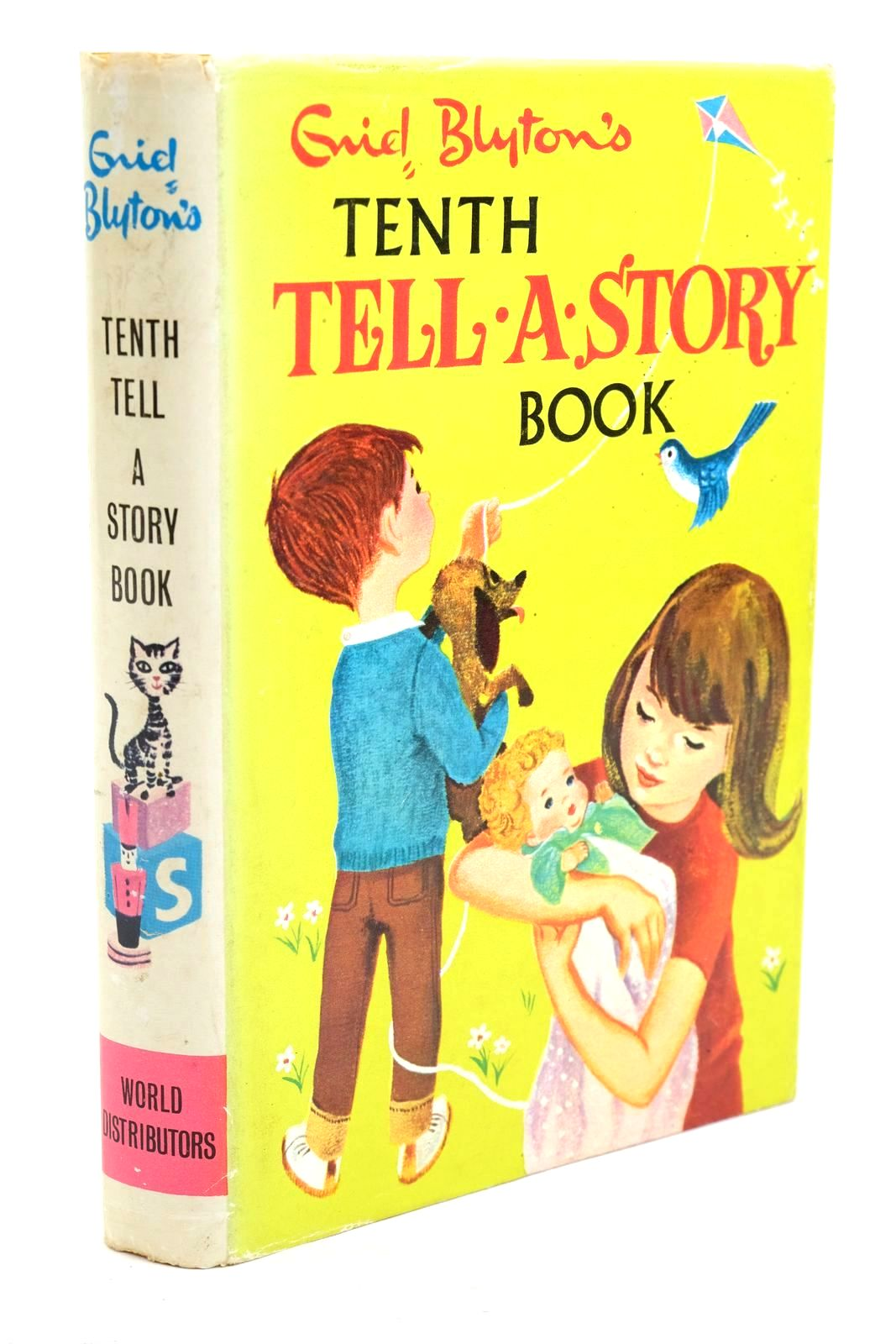 Photo of ENID BLYTON'S TENTH TELL-A-STORY BOOK- Stock Number: 1321092
